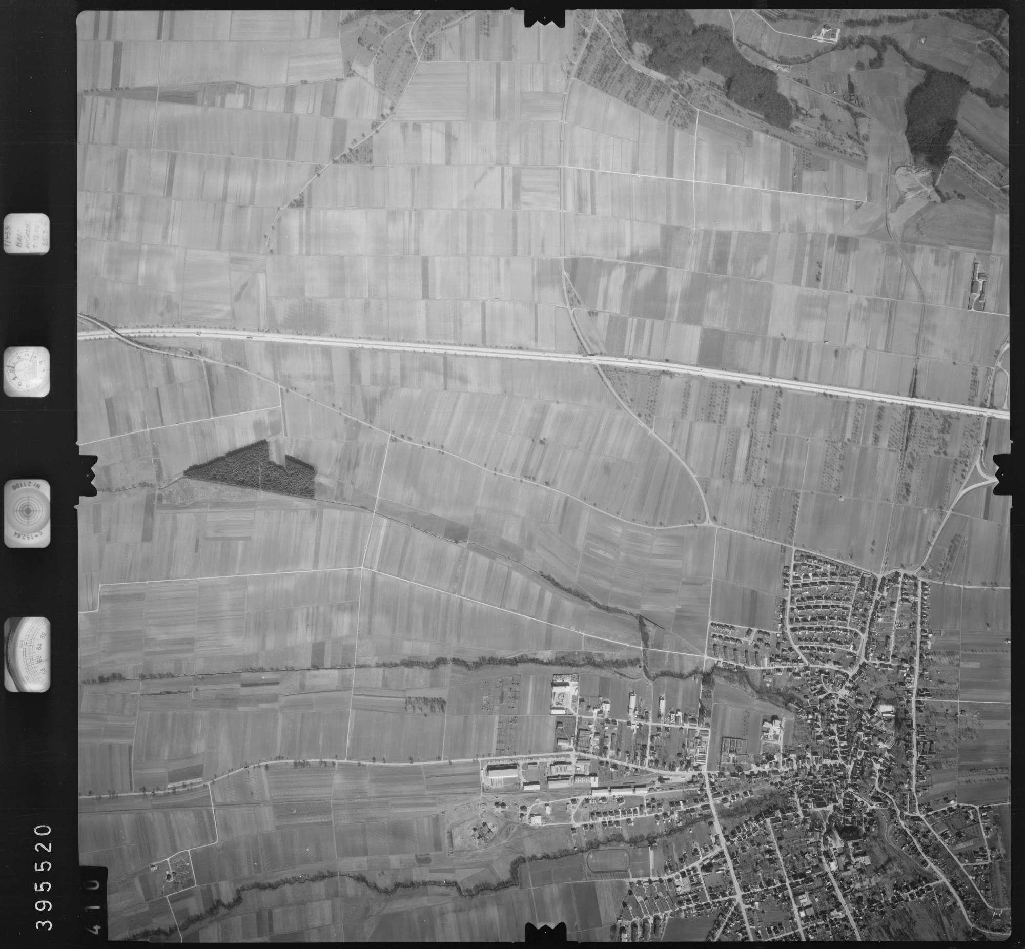 Luftbild: Film 13 Bildnr. 410, Bild 1