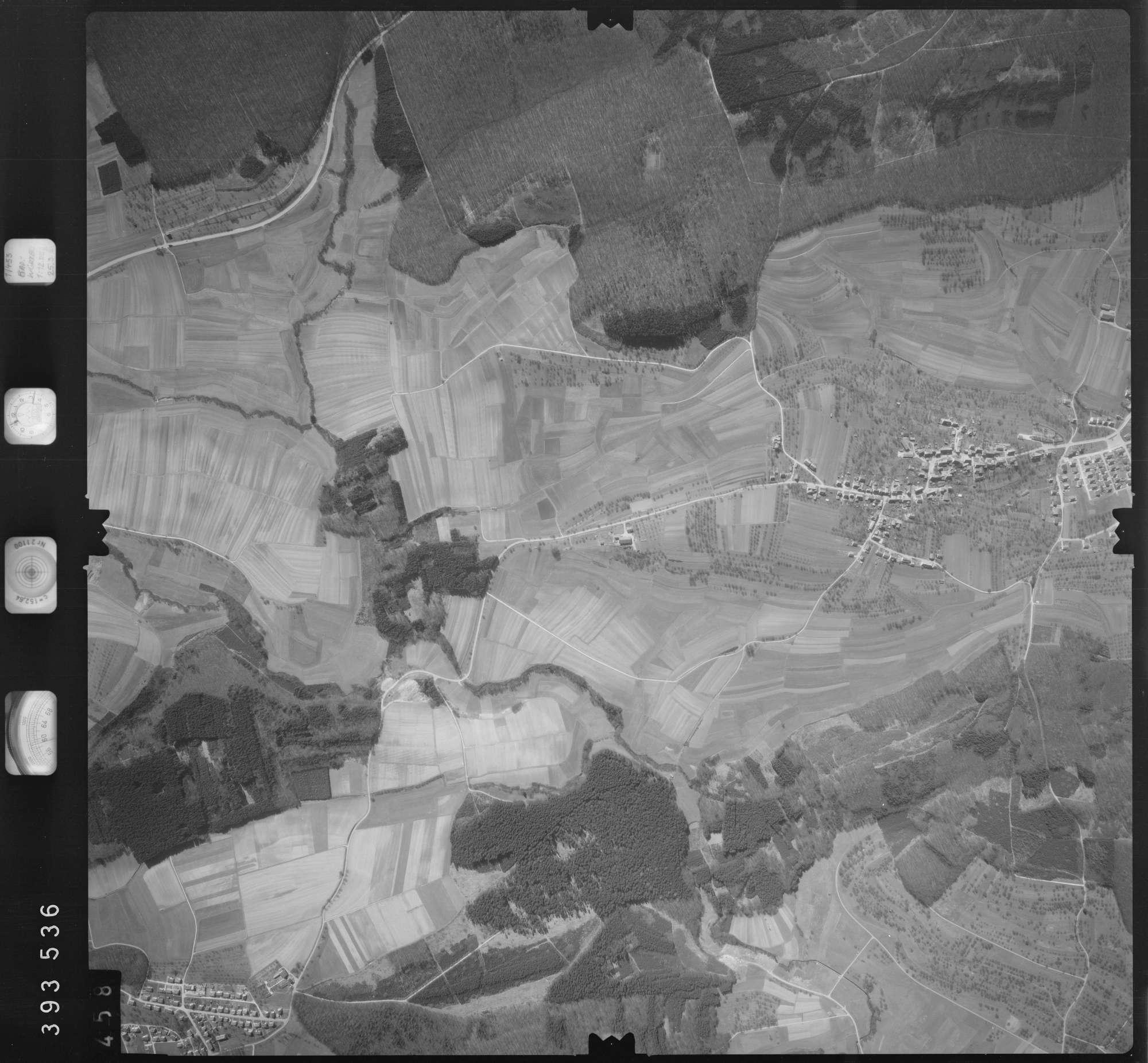 Luftbild: Film 13 Bildnr. 458, Bild 1