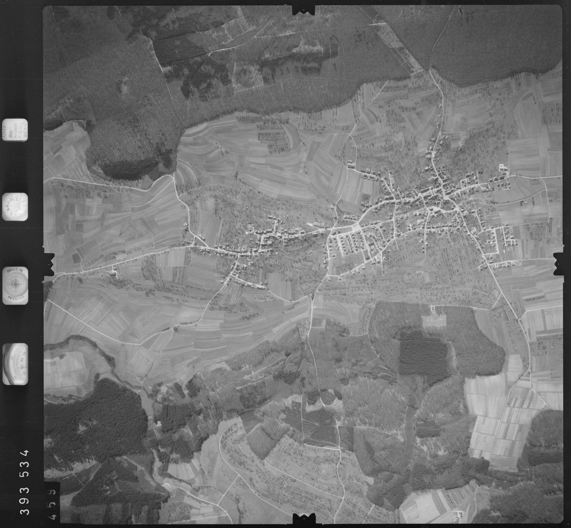 Luftbild: Film 13 Bildnr. 459, Bild 1