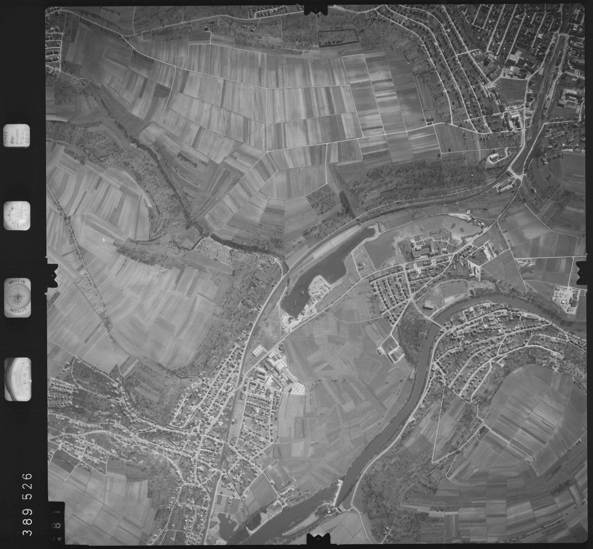 Luftbild: Film 22 Bildnr. 181, Bild 1