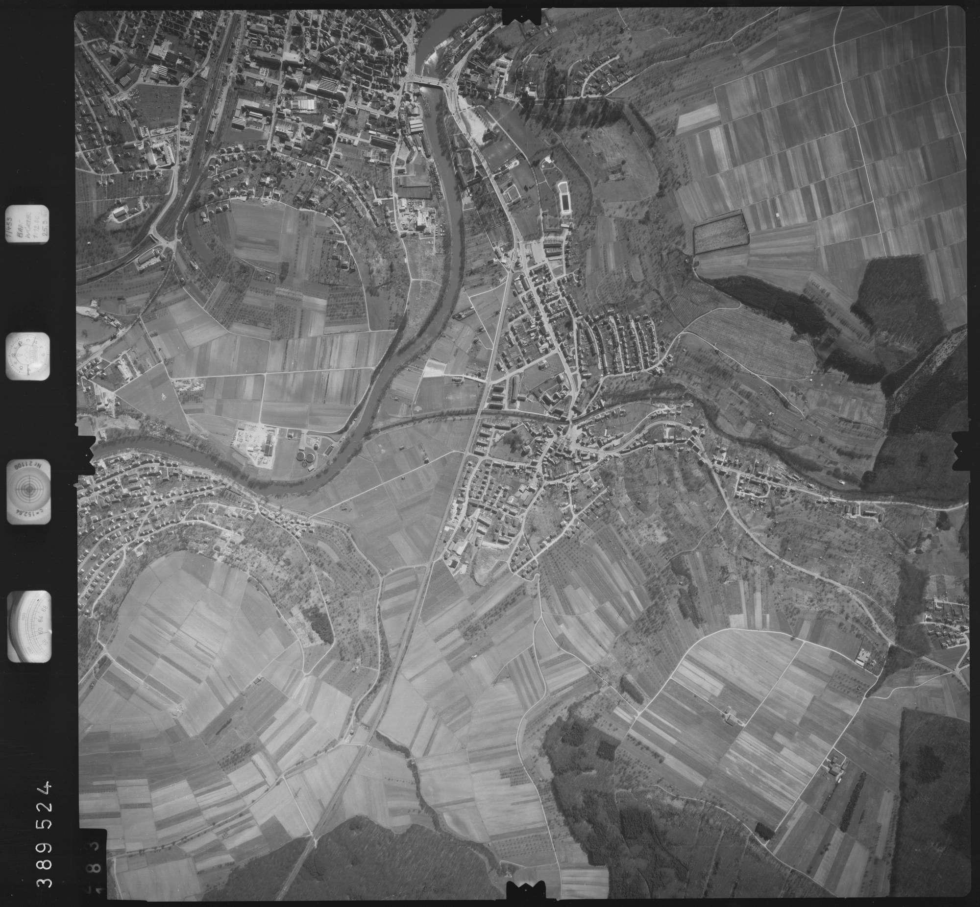 Luftbild: Film 22 Bildnr. 183, Bild 1