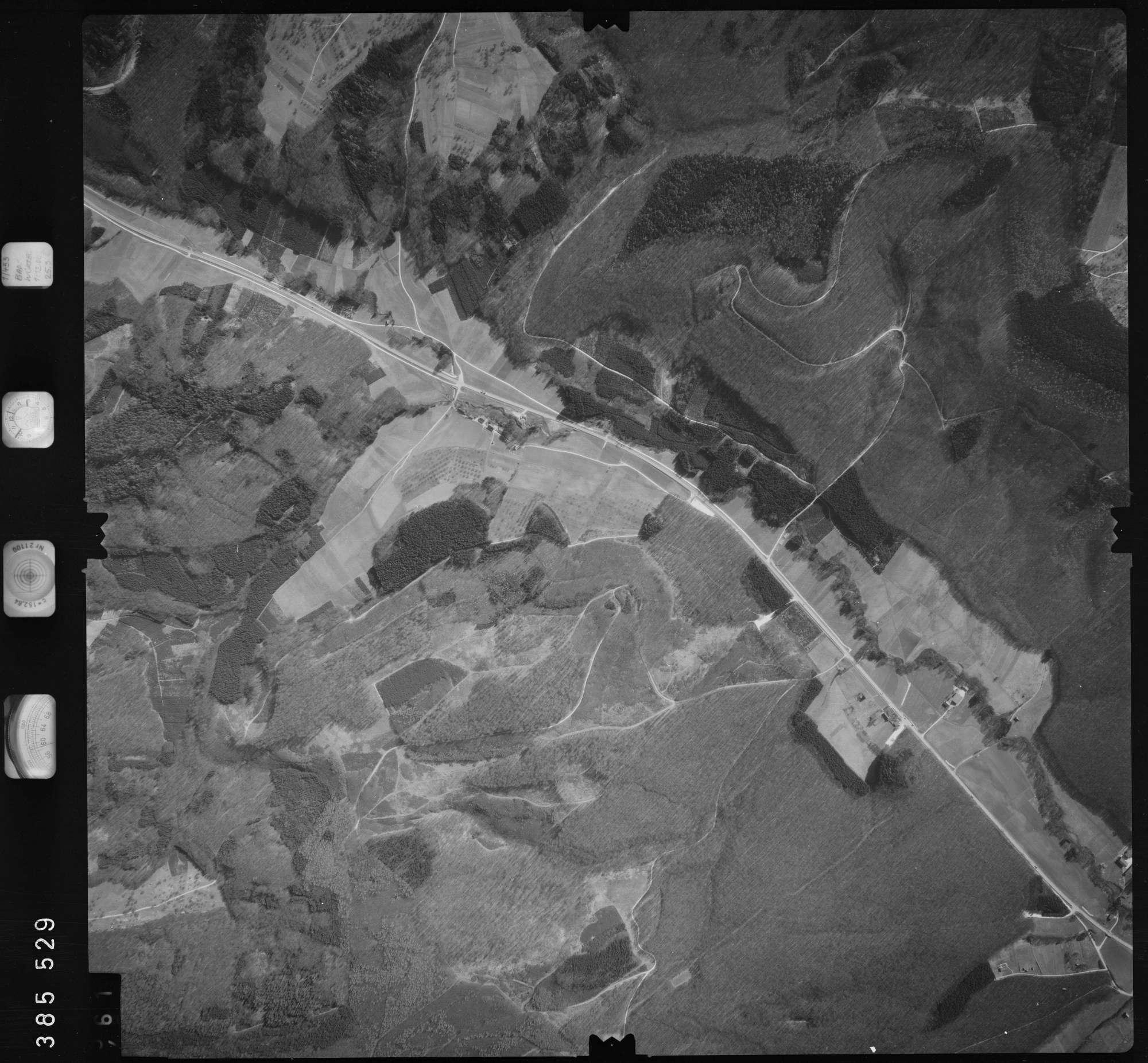 Luftbild: Film 23 Bildnr. 460, Bild 1