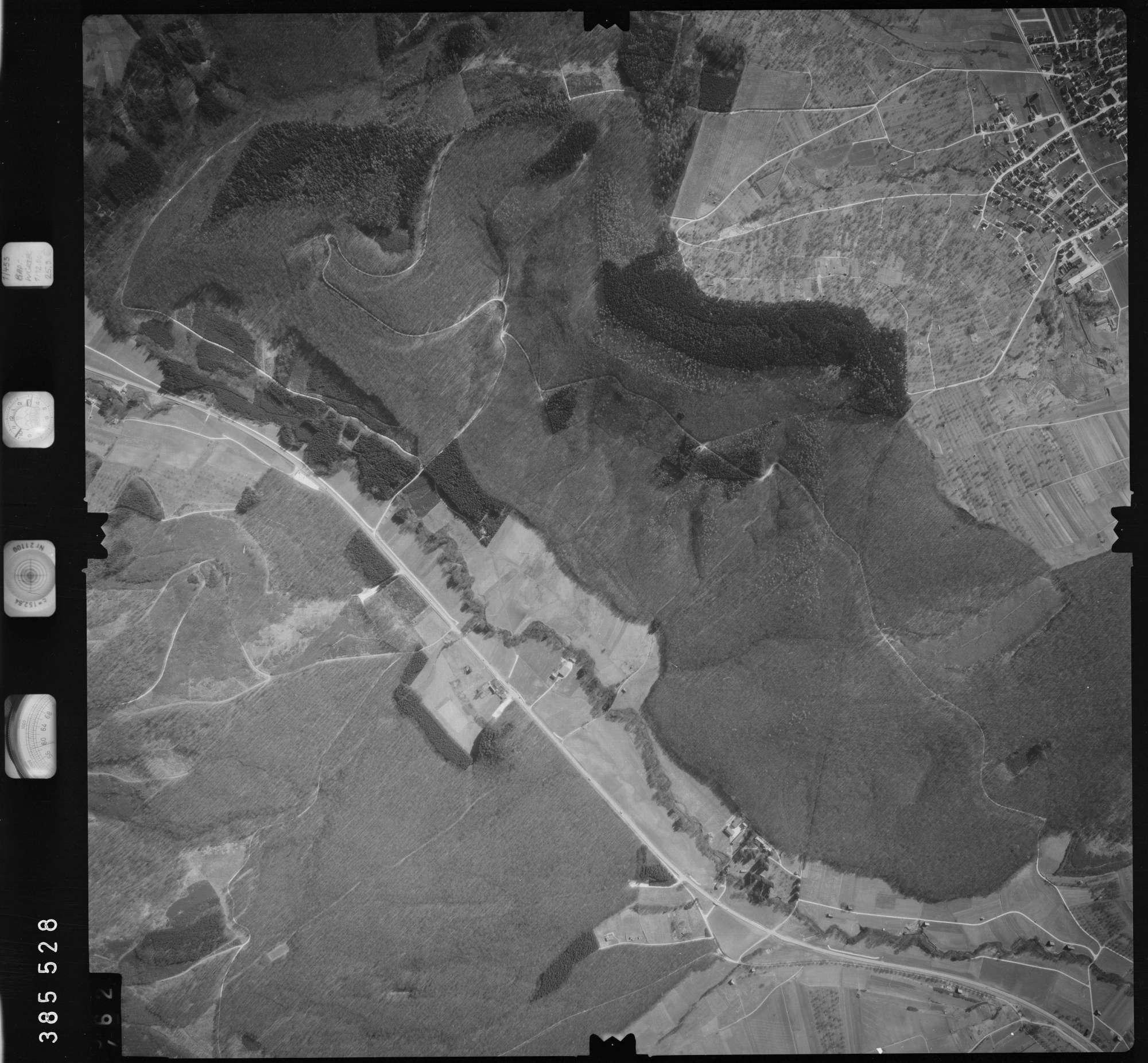 Luftbild: Film 23 Bildnr. 461, Bild 1