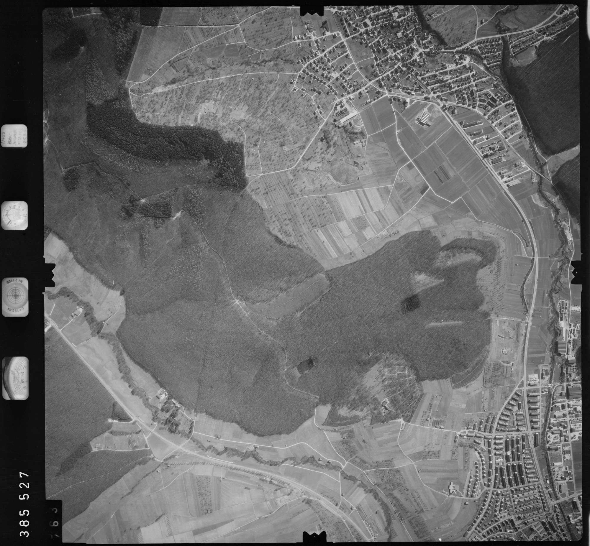 Luftbild: Film 23 Bildnr. 462, Bild 1