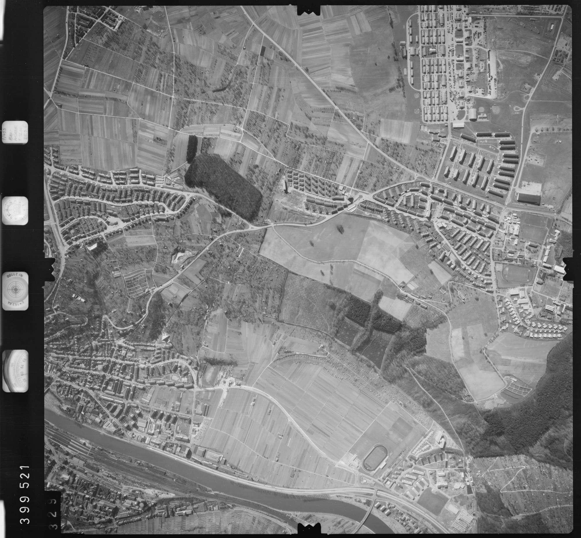 Luftbild: Film 13 Bildnr. 329, Bild 1