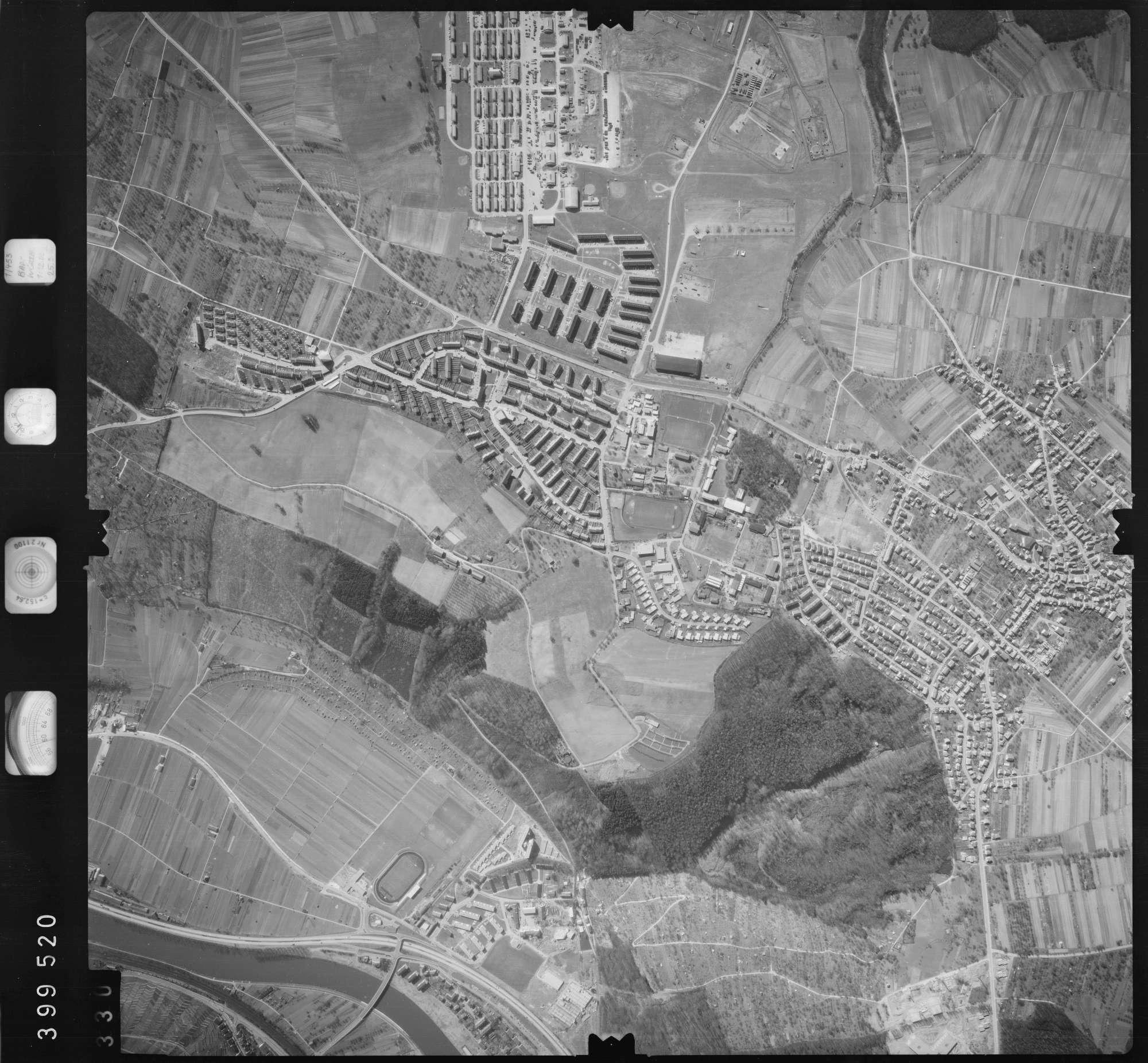 Luftbild: Film 13 Bildnr. 330, Bild 1