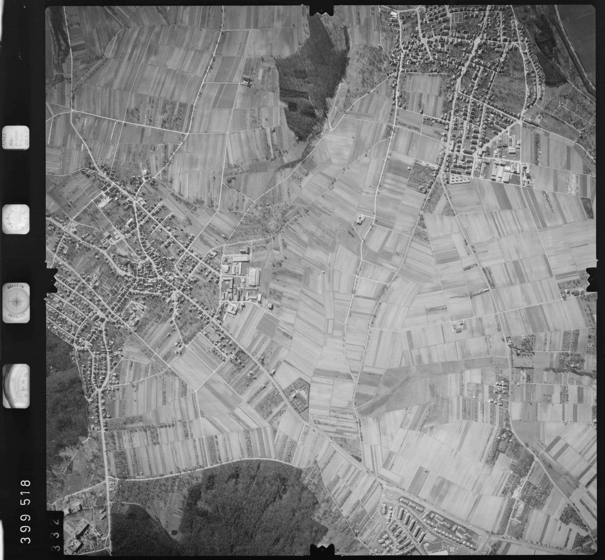 Luftbild: Film 13 Bildnr. 332, Bild 1