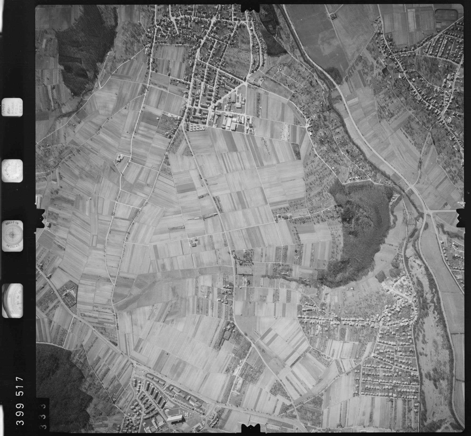 Luftbild: Film 13 Bildnr. 333, Bild 1