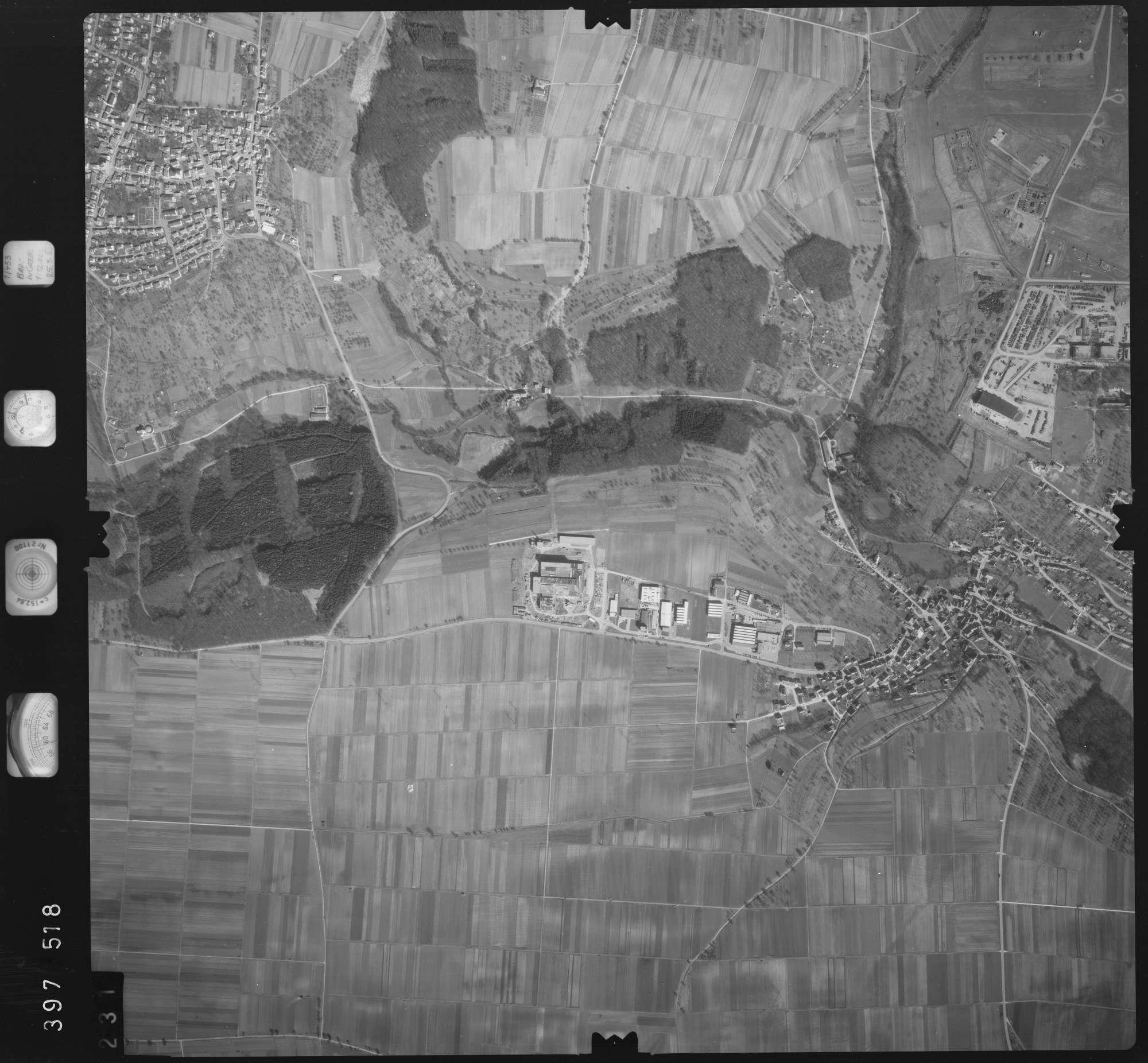 Luftbild: Film 17 Bildnr. 231, Bild 1