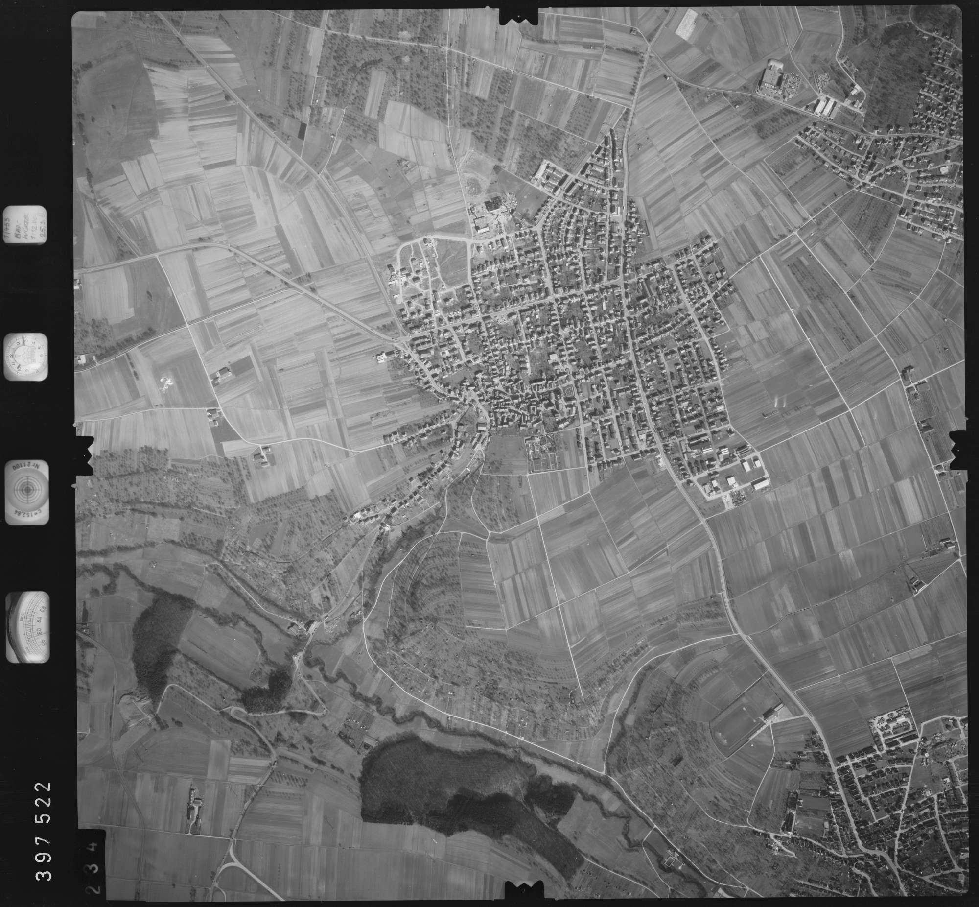 Luftbild: Film 17 Bildnr. 234, Bild 1