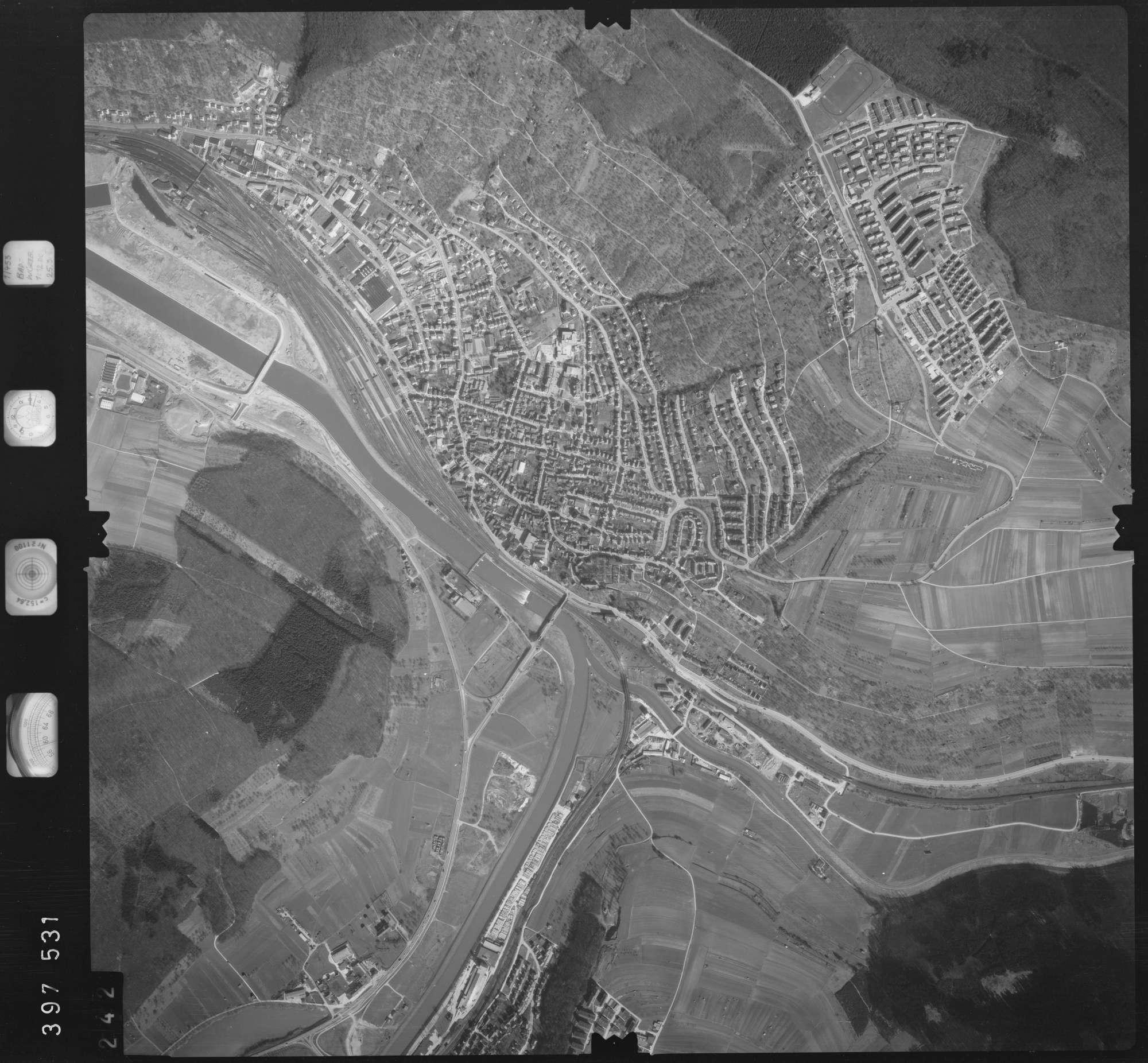 Luftbild: Film 17 Bildnr. 242, Bild 1