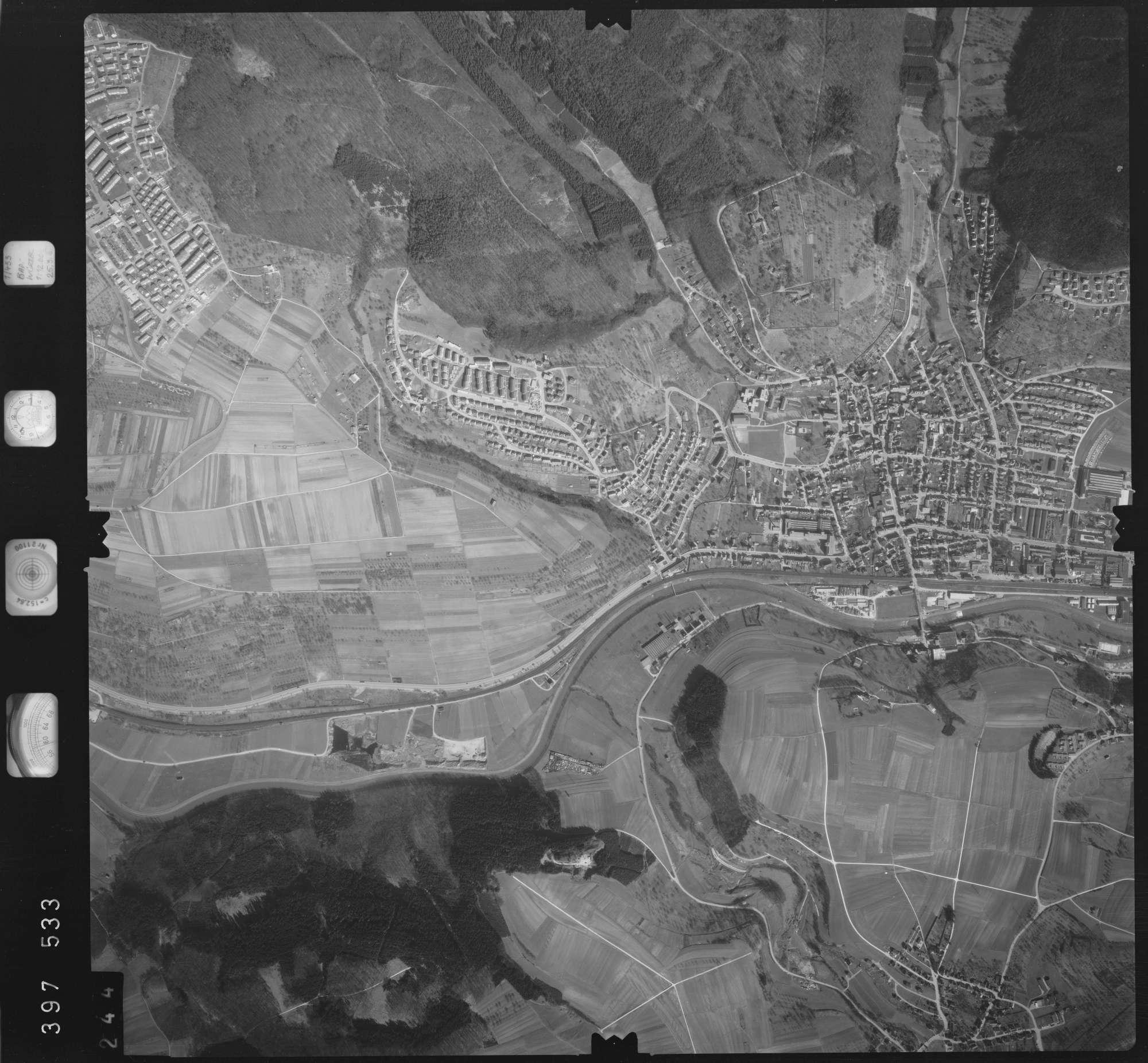 Luftbild: Film 17 Bildnr. 244, Bild 1