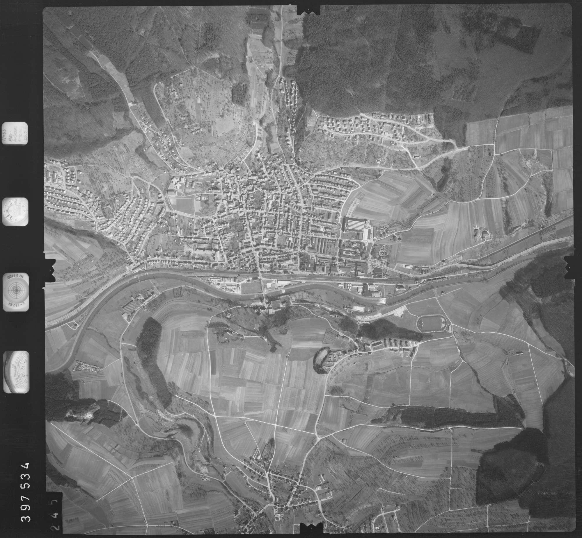 Luftbild: Film 17 Bildnr. 245, Bild 1
