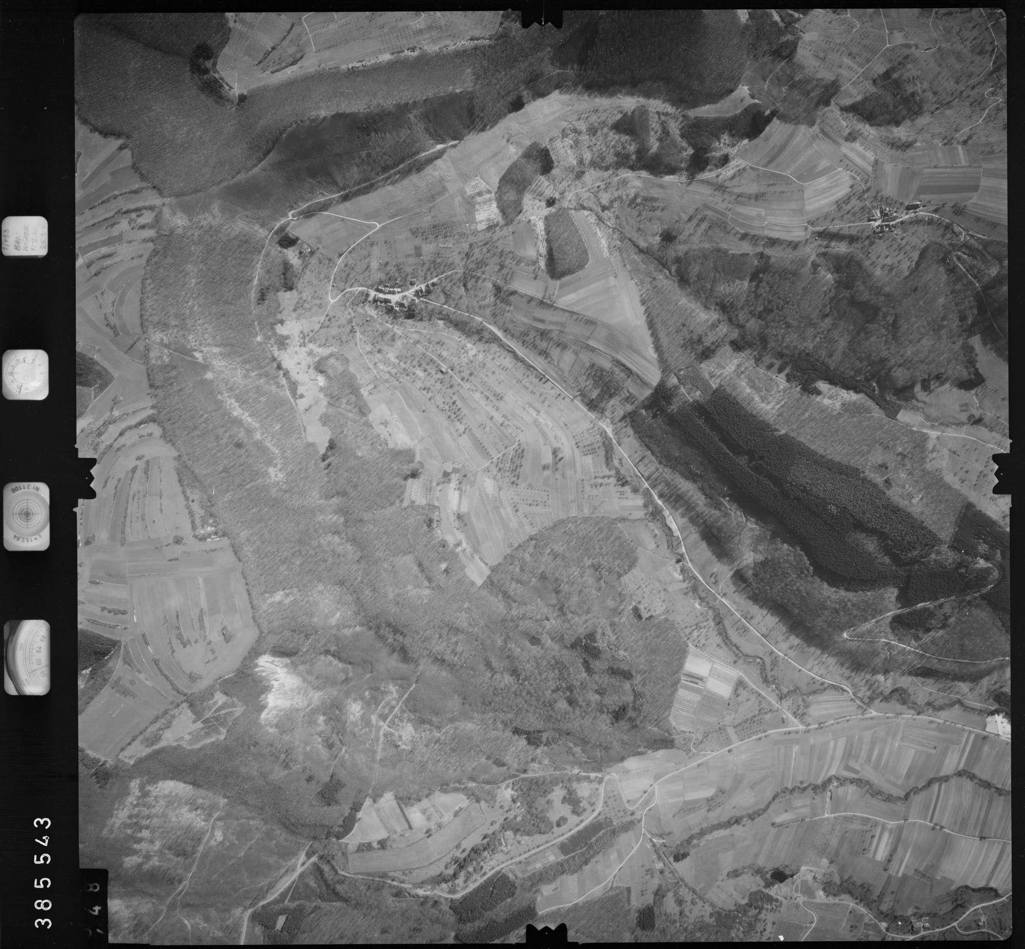 Luftbild: Film 23 Bildnr. 447, Bild 1
