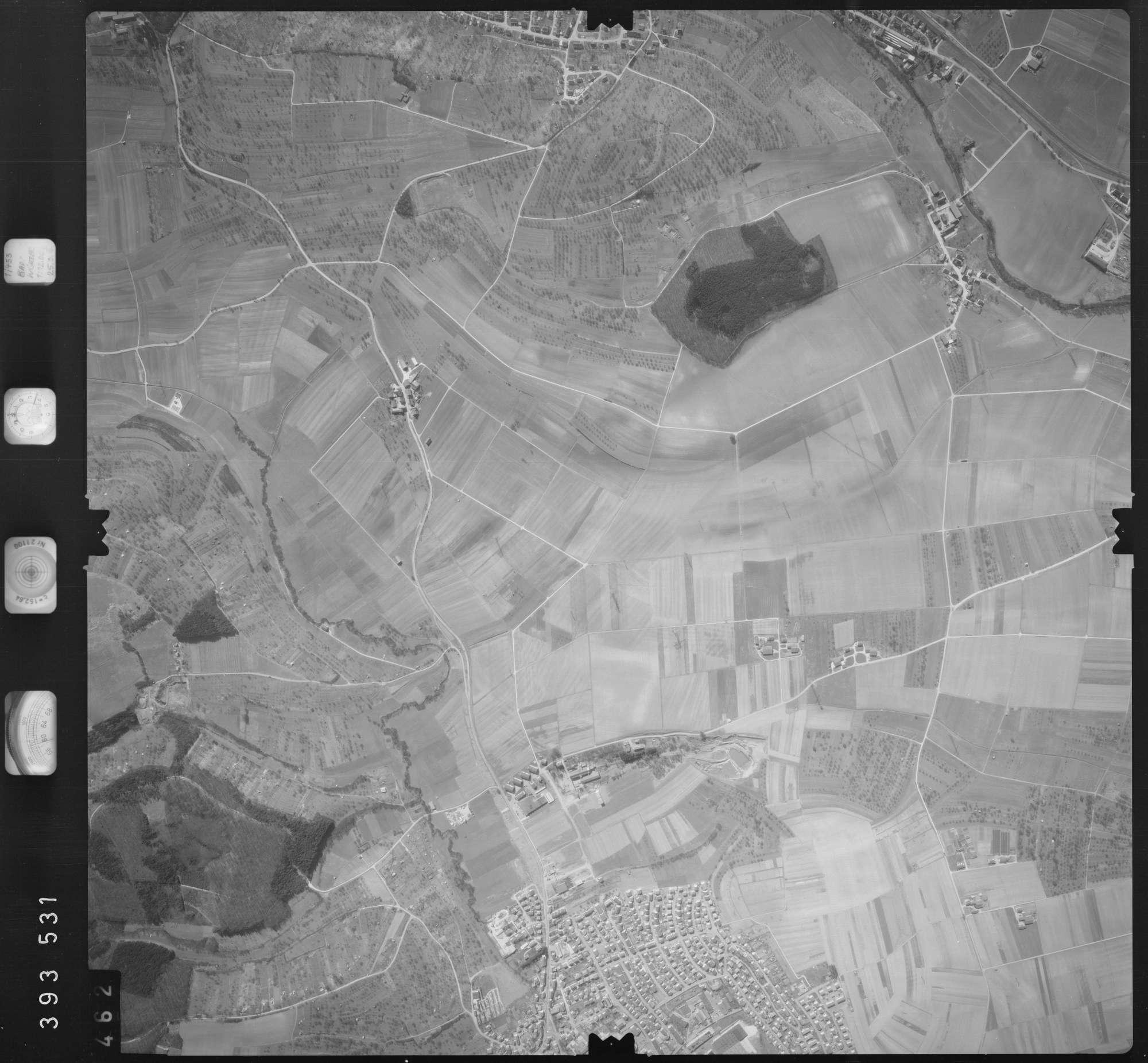 Luftbild: Film 13 Bildnr. 462, Bild 1