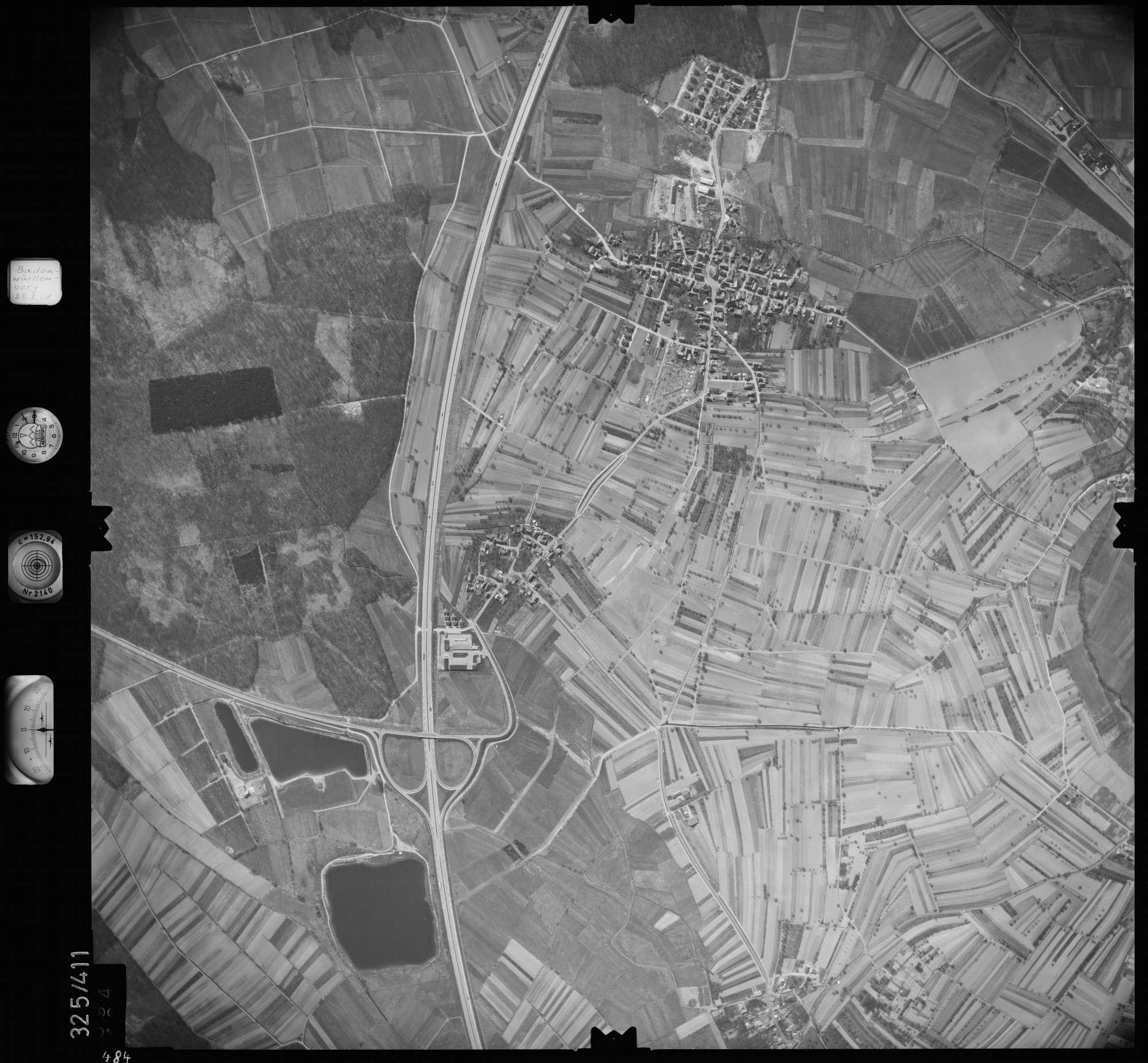 Luftbild: Film 47 Bildnr. 484, Bild 1