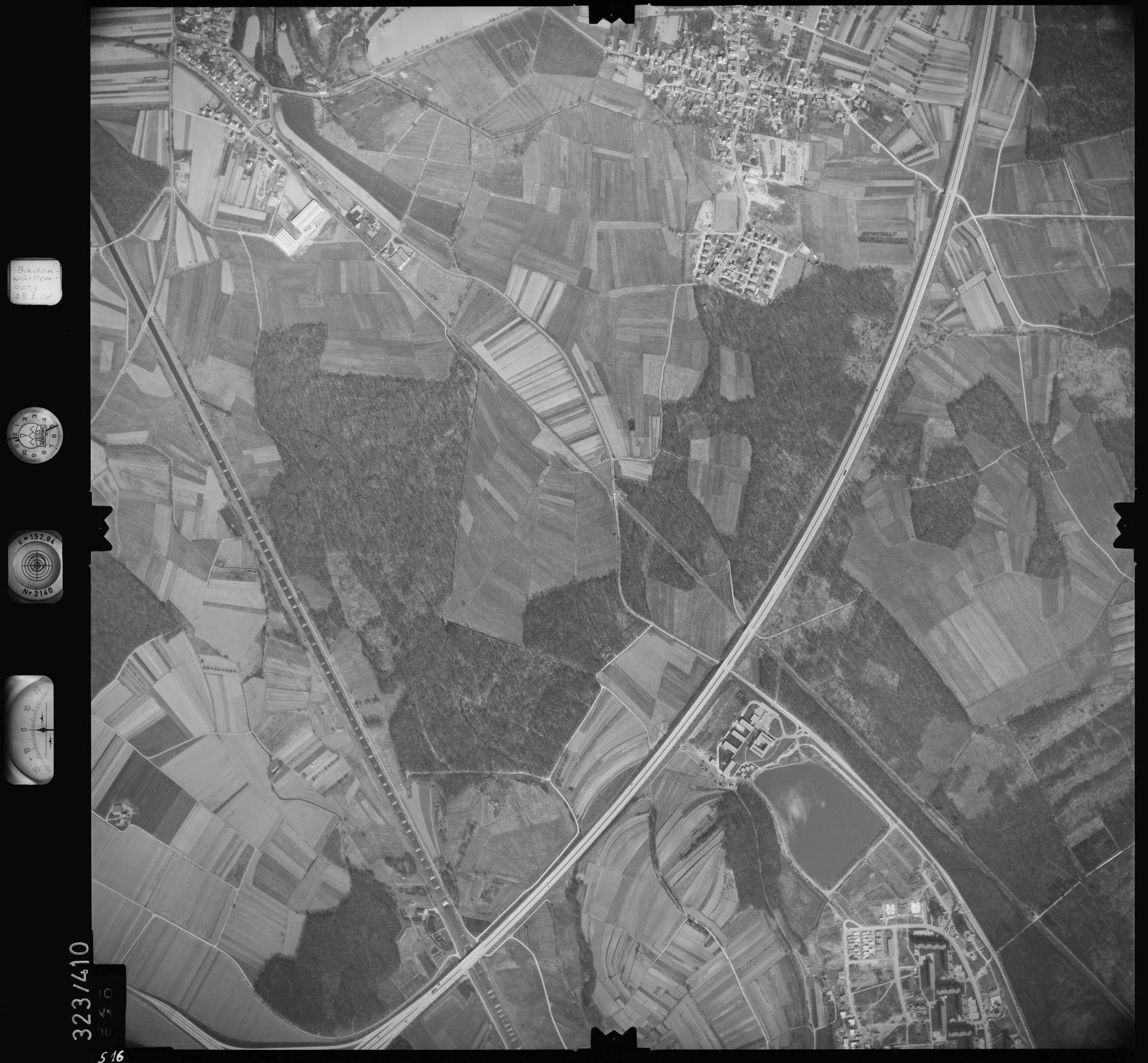 Luftbild: Film 47 Bildnr. 516, Bild 1