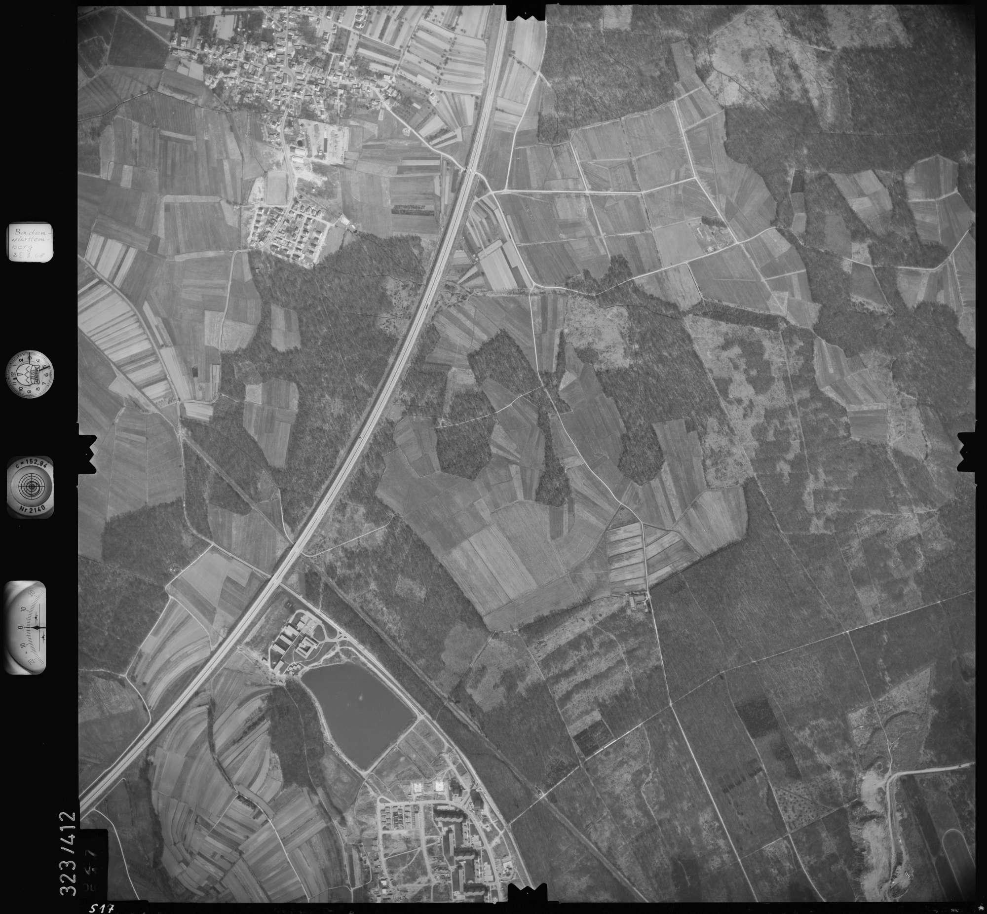Luftbild: Film 47 Bildnr. 517, Bild 1