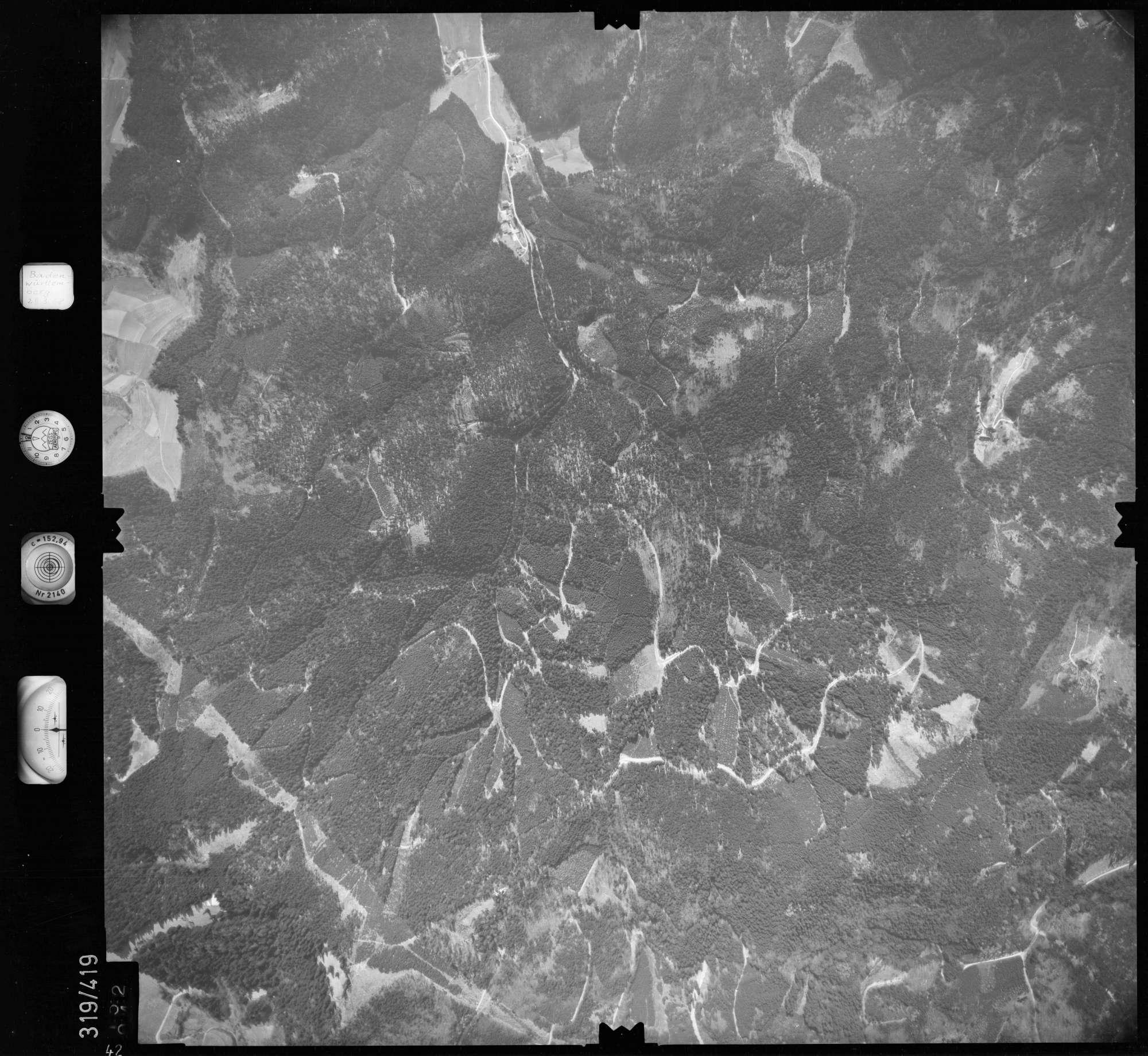 Luftbild: Film 54 Bildnr. 42, Bild 1