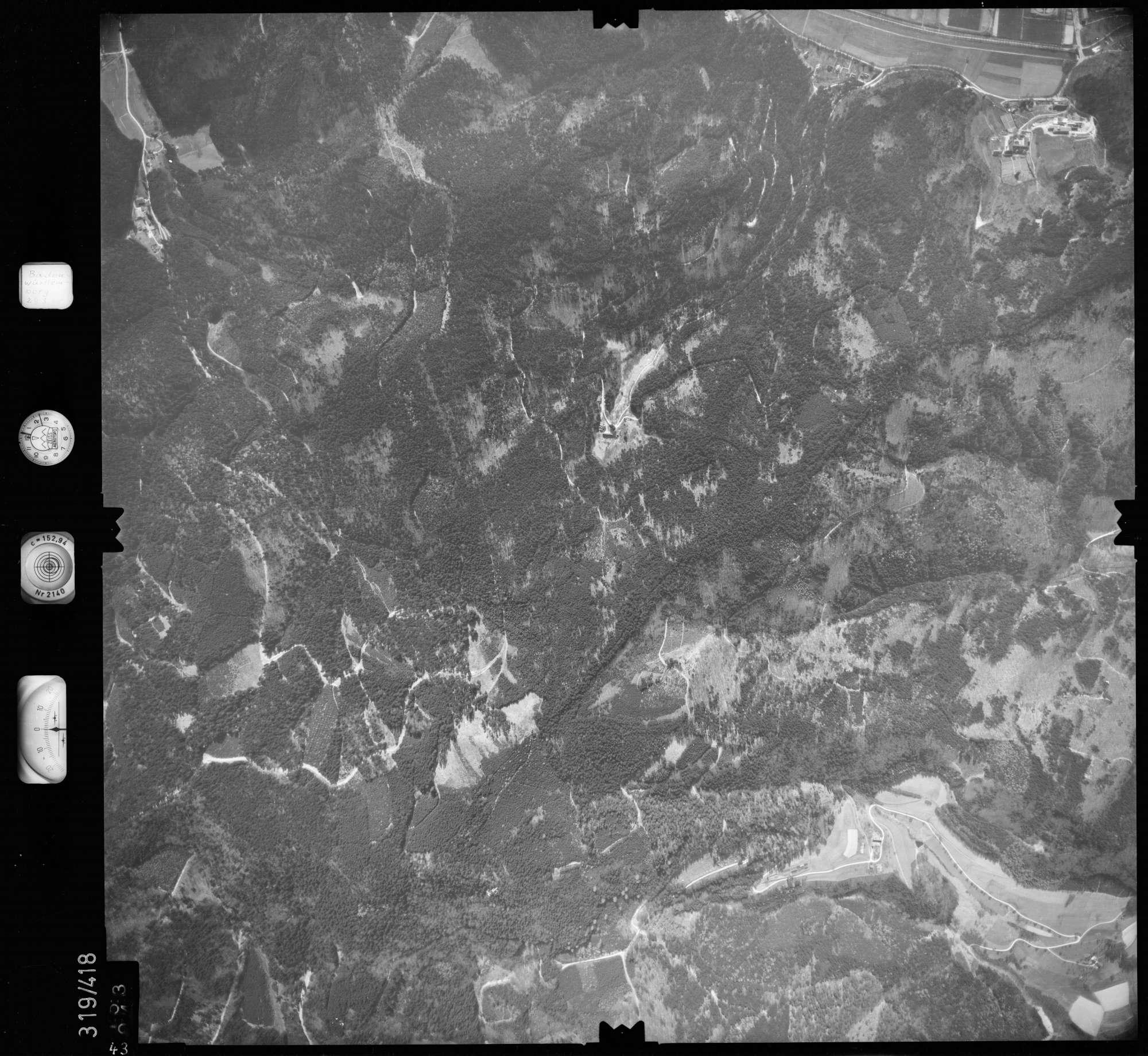 Luftbild: Film 54 Bildnr. 43, Bild 1