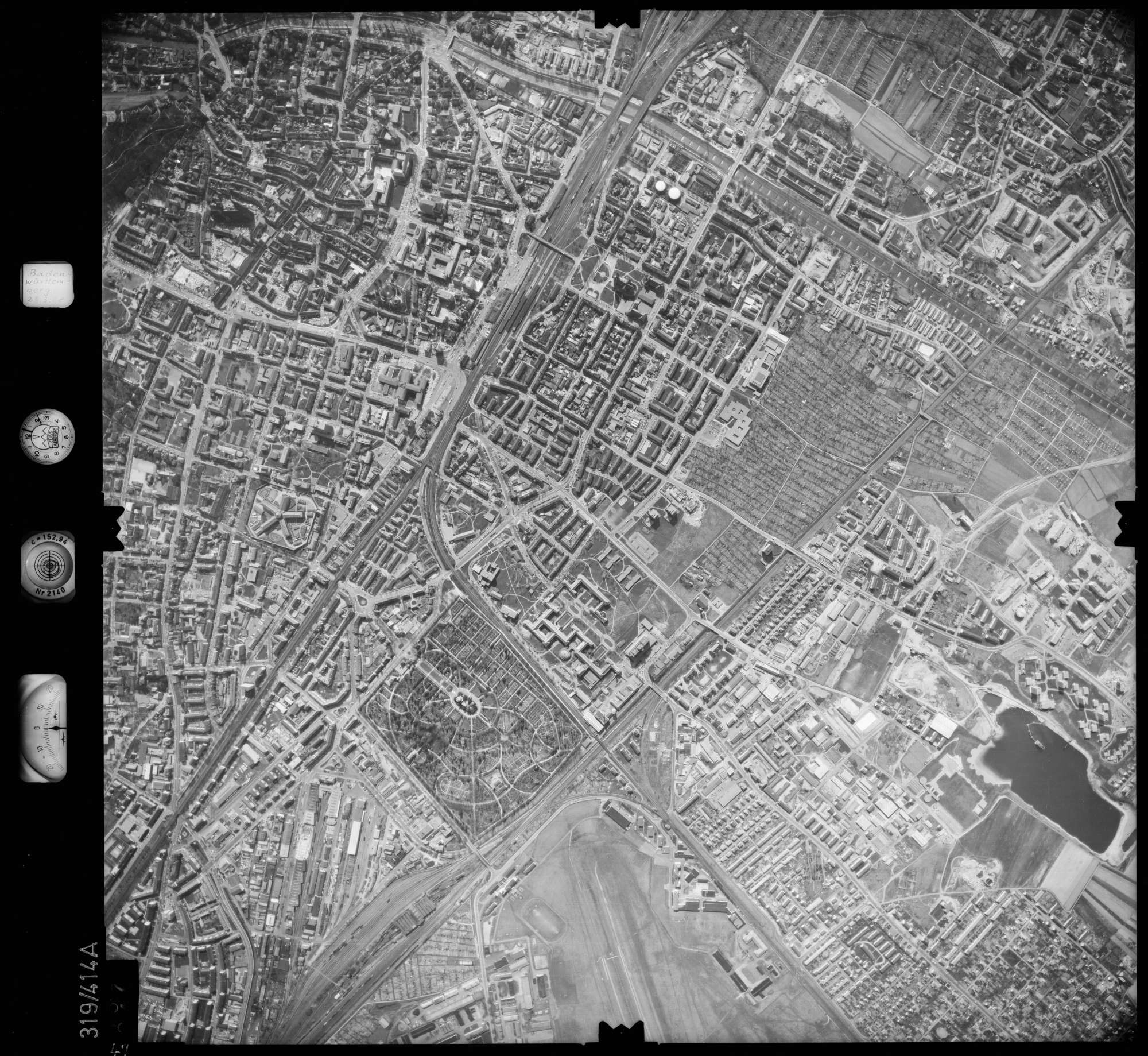 Luftbild: Film 54 Bildnr. 47, Bild 1