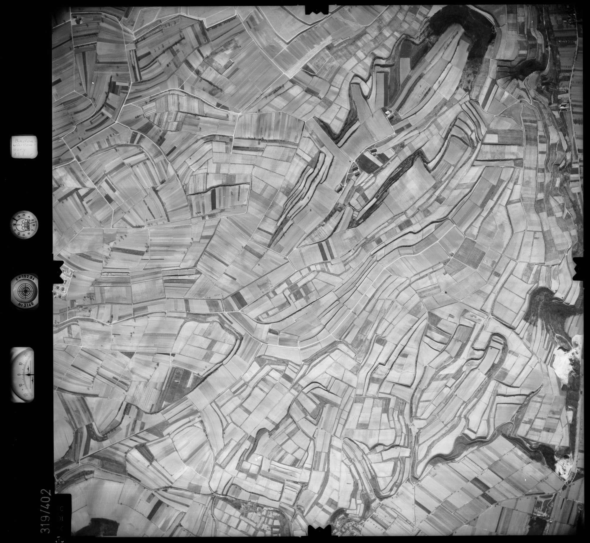 Luftbild: Film 54 Bildnr. 56, Bild 1