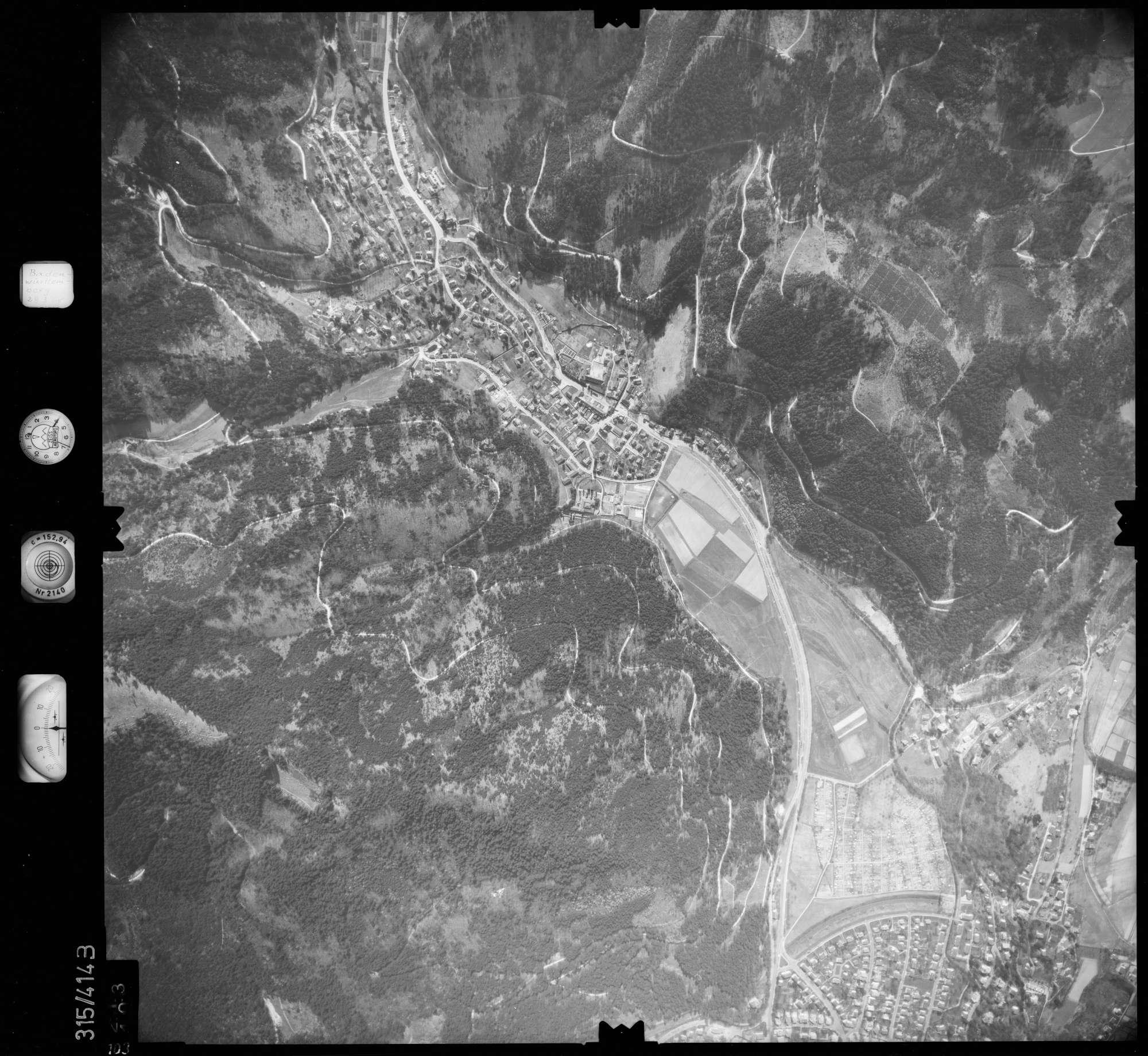 Luftbild: Film 54 Bildnr. 103, Bild 1