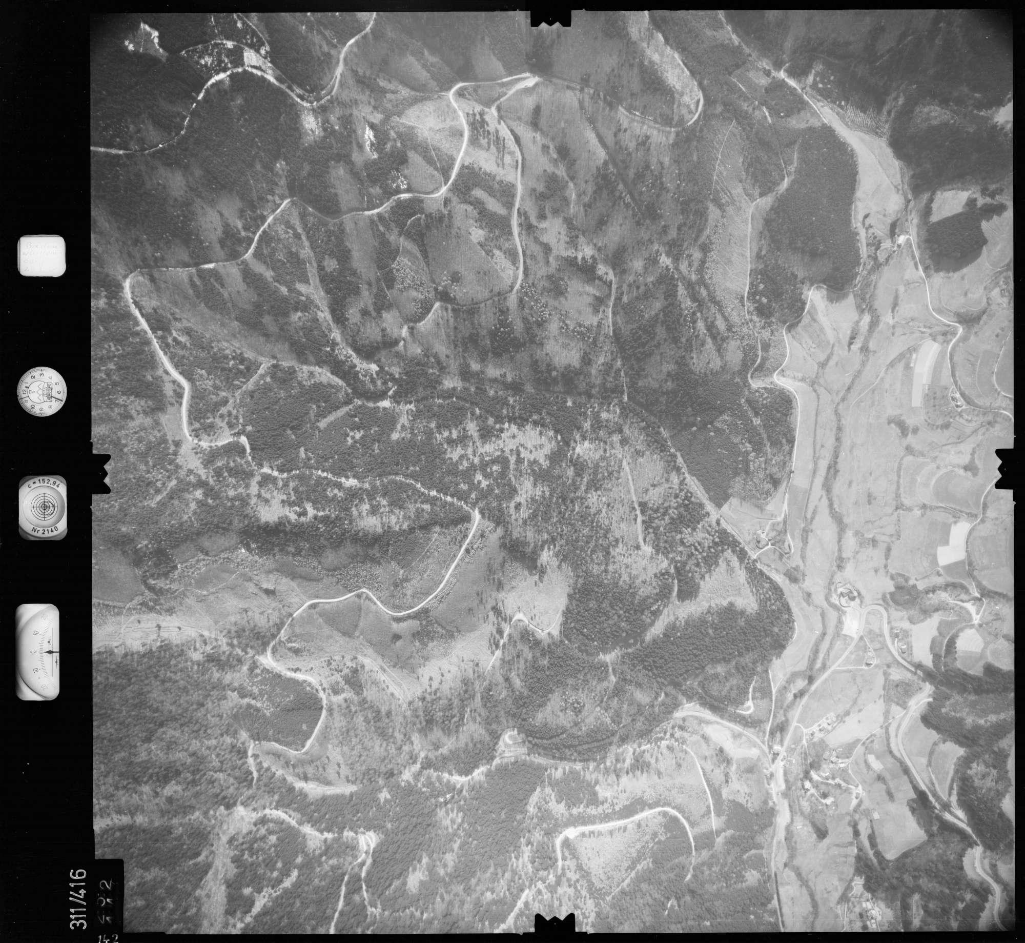 Luftbild: Film 54 Bildnr. 142, Bild 1