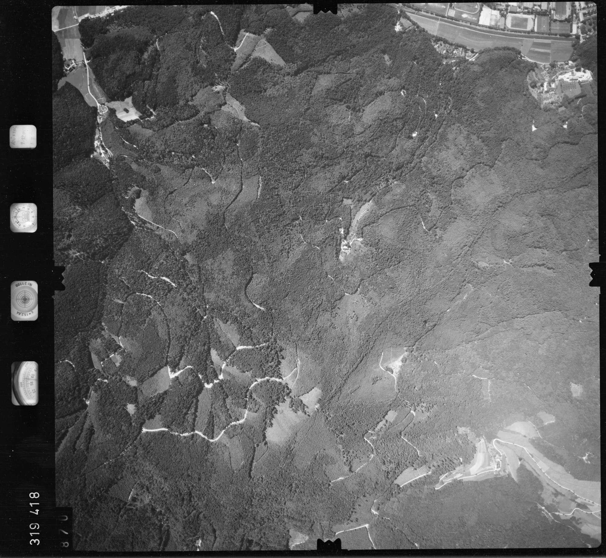 Luftbild: Film 55 Bildnr. 870, Bild 1