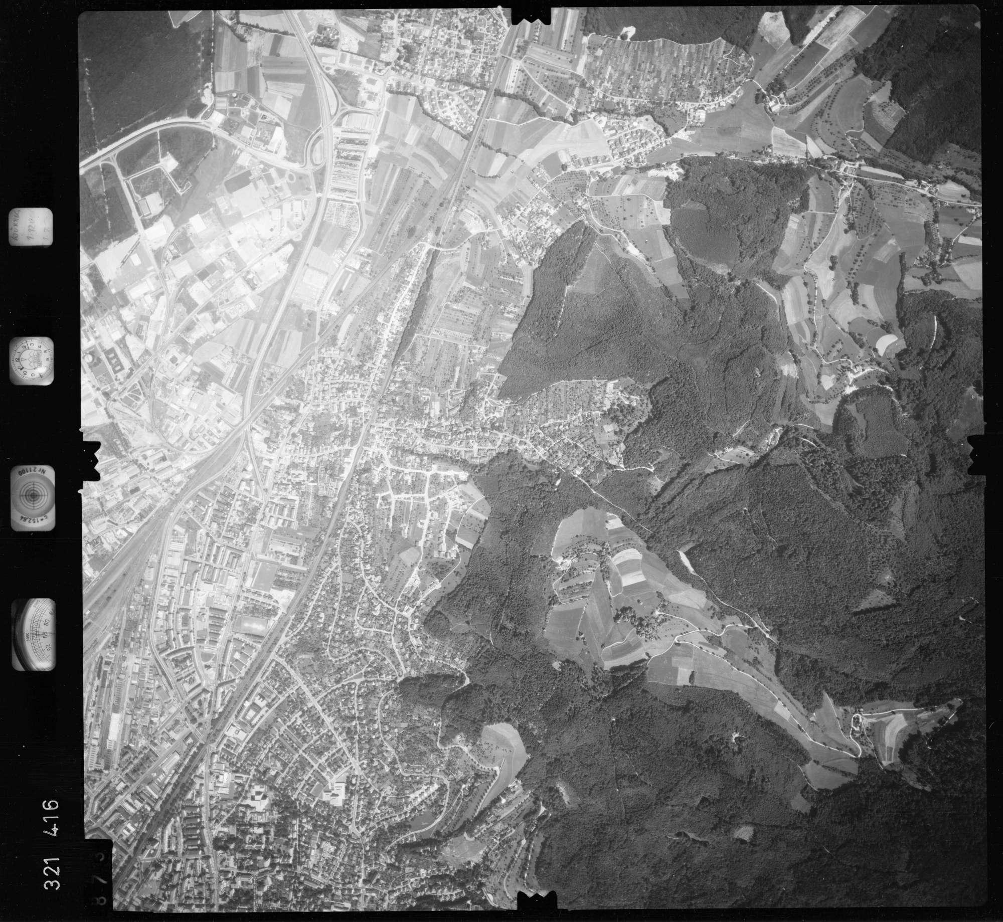 Luftbild: Film 55 Bildnr. 873, Bild 1