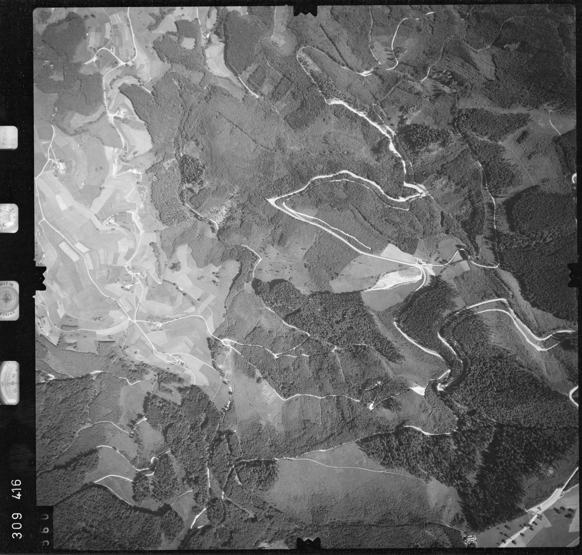 Luftbild: Film 56 Bildnr. 560, Bild 1