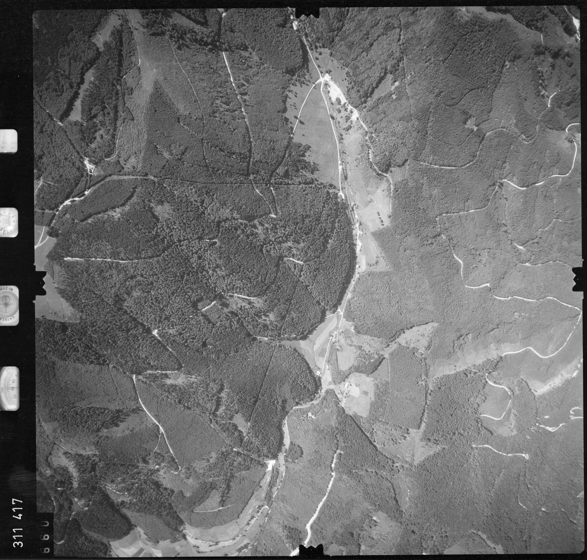 Luftbild: Film 56 Bildnr. 660, Bild 1