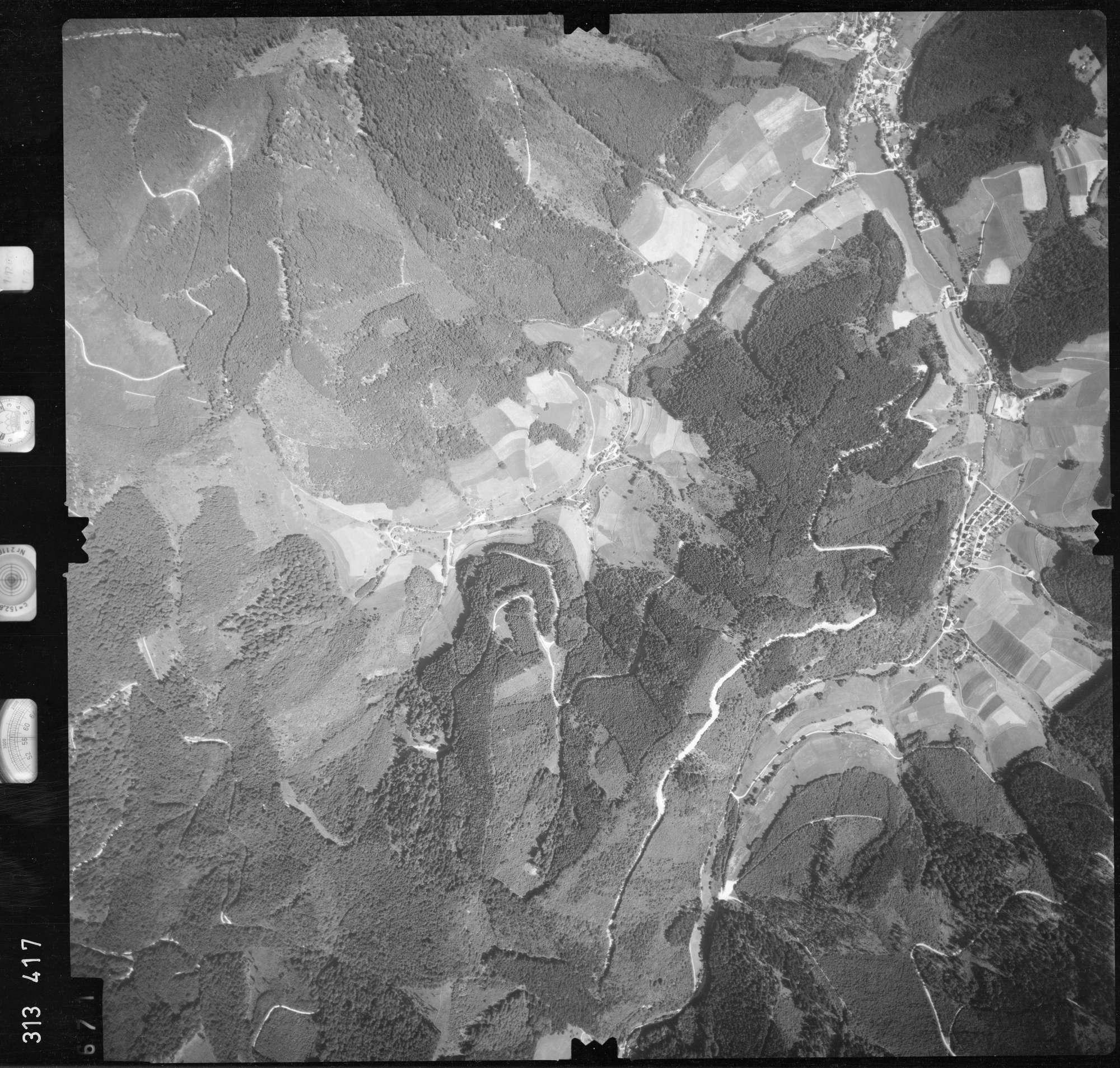 Luftbild: Film 56 Bildnr. 671, Bild 1