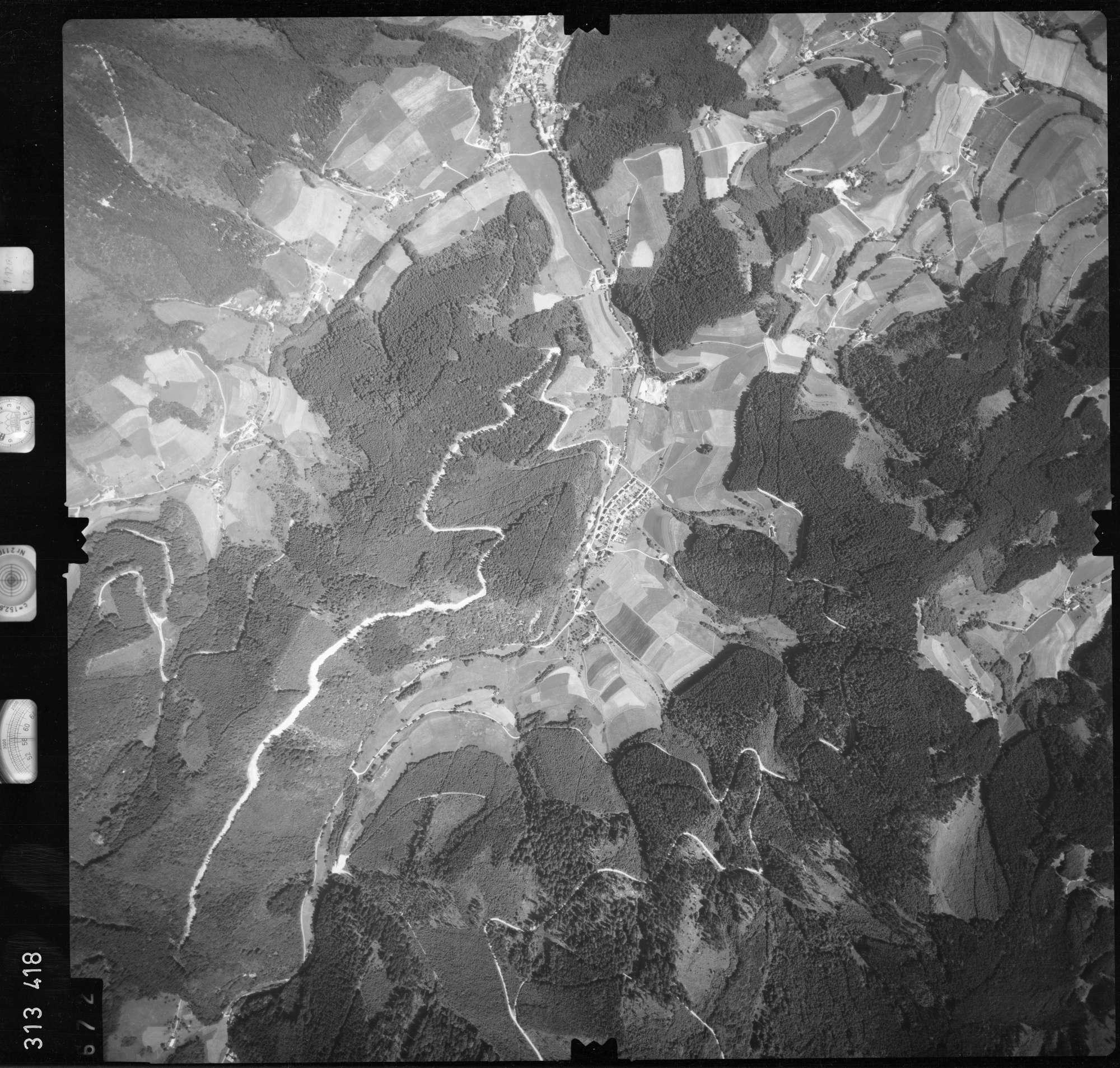 Luftbild: Film 56 Bildnr. 672, Bild 1