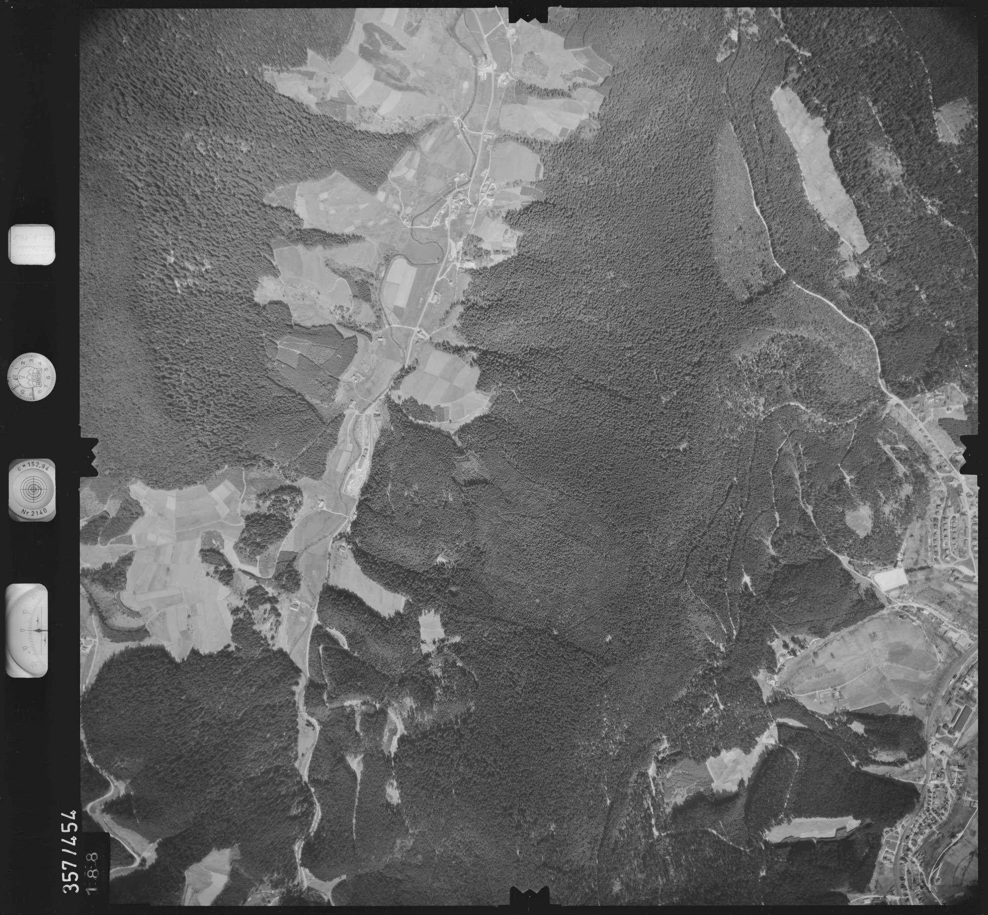 Luftbild: Film 11 Bildnr. 188, Bild 1