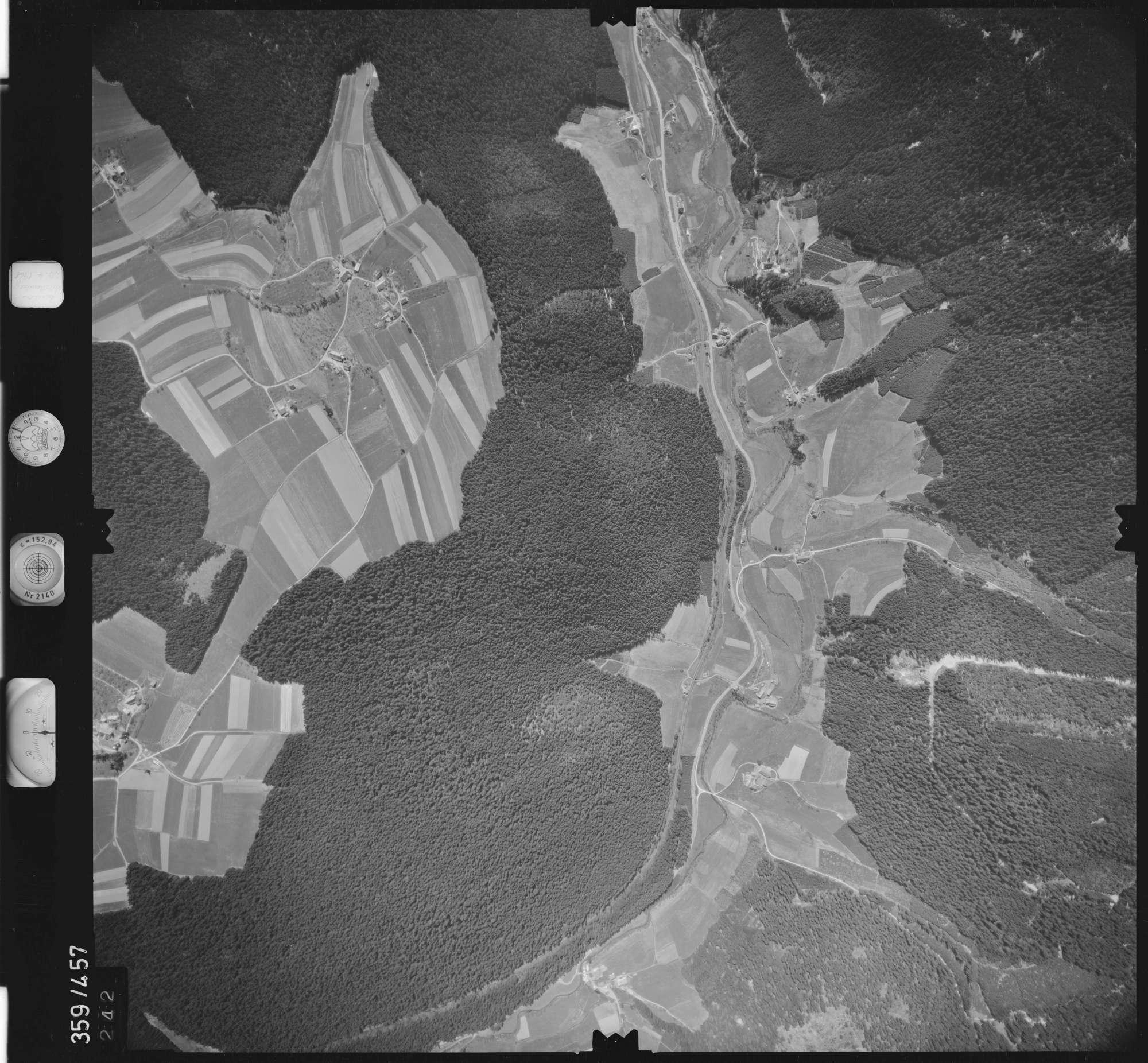 Luftbild: Film 11 Bildnr. 242, Bild 1