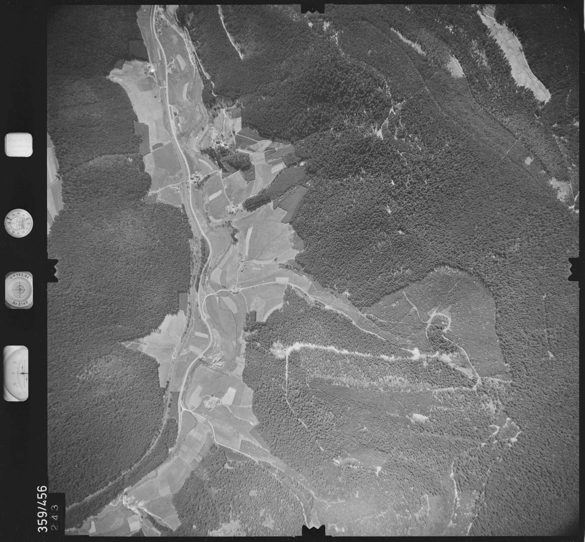 Luftbild: Film 11 Bildnr. 243, Bild 1