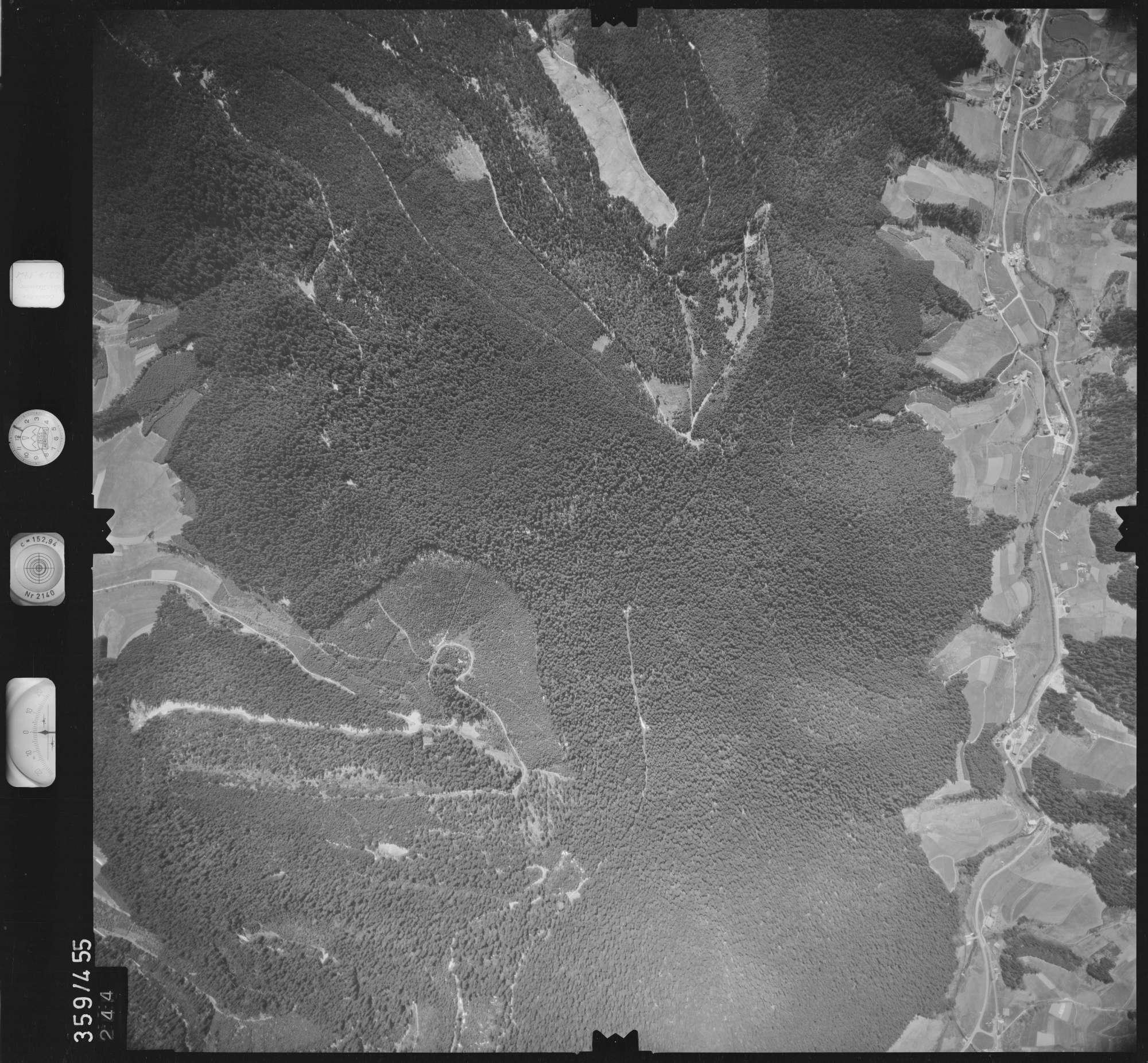 Luftbild: Film 11 Bildnr. 244, Bild 1