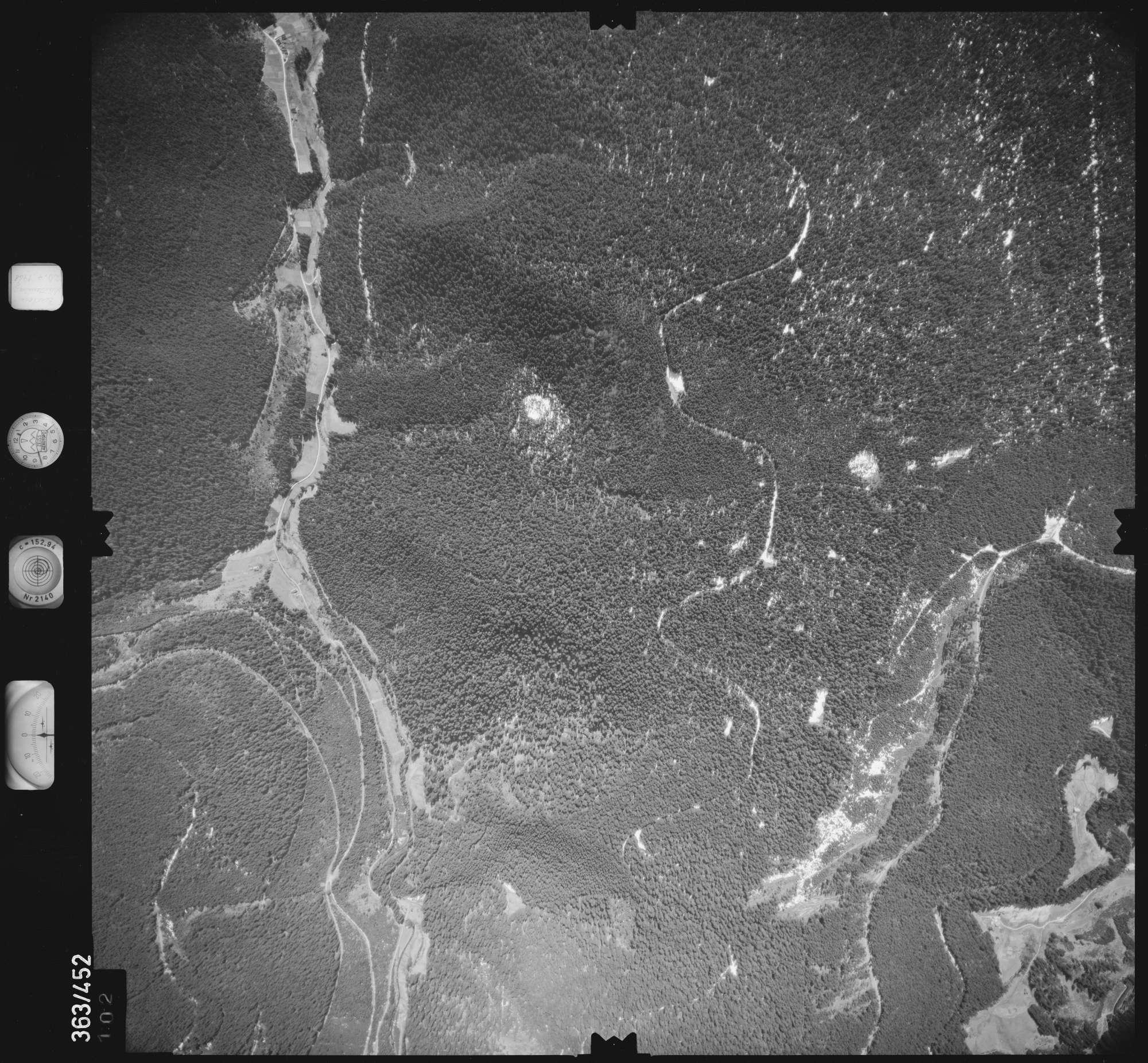 Luftbild: Film 15 Bildnr. 102, Bild 1