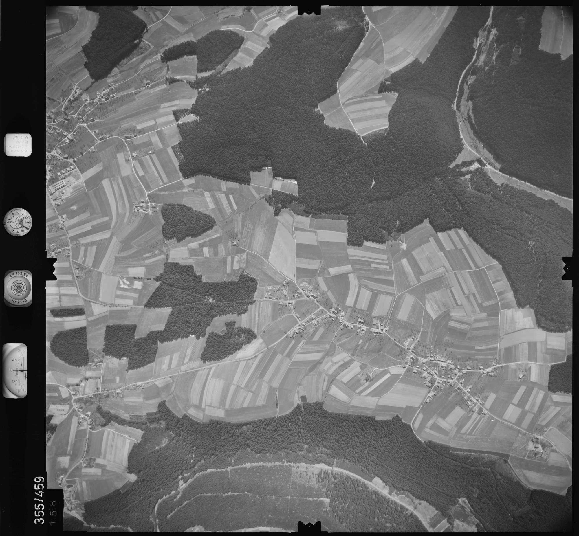 Luftbild: Film 37 Bildnr. 158, Bild 1
