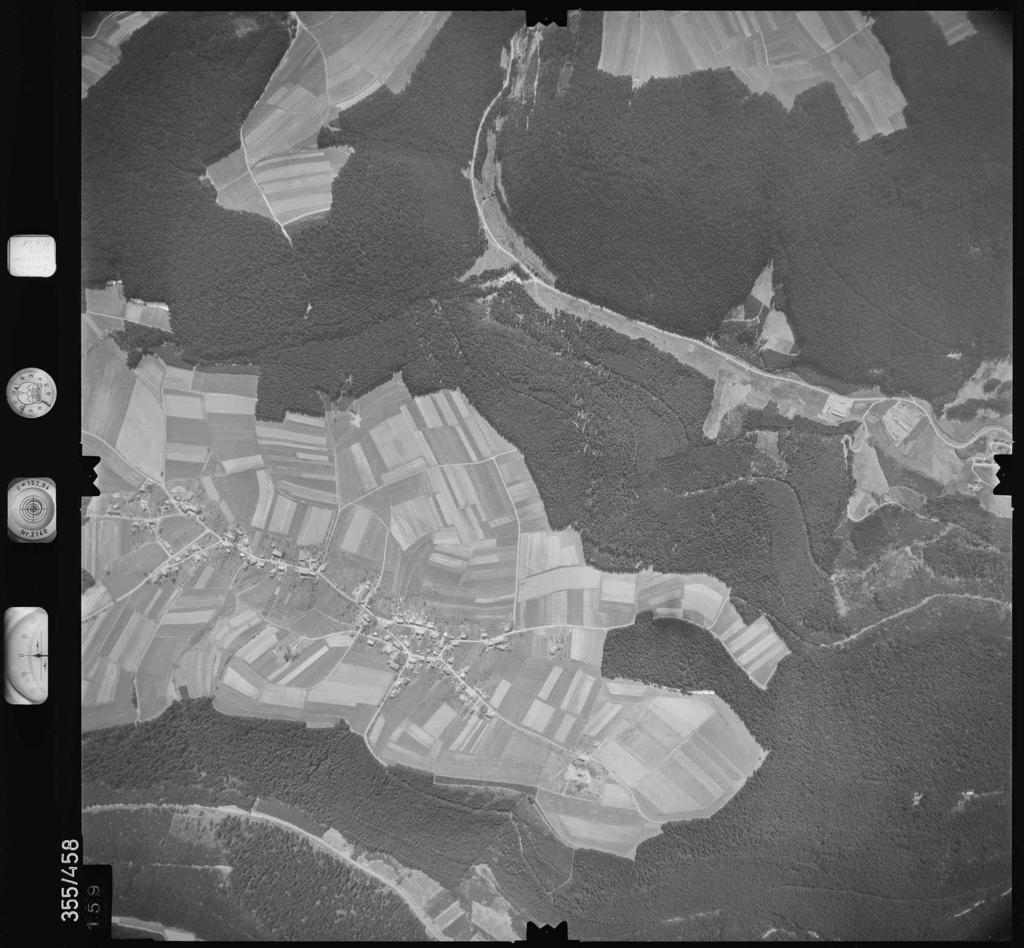 Luftbild: Film 37 Bildnr. 159, Bild 1