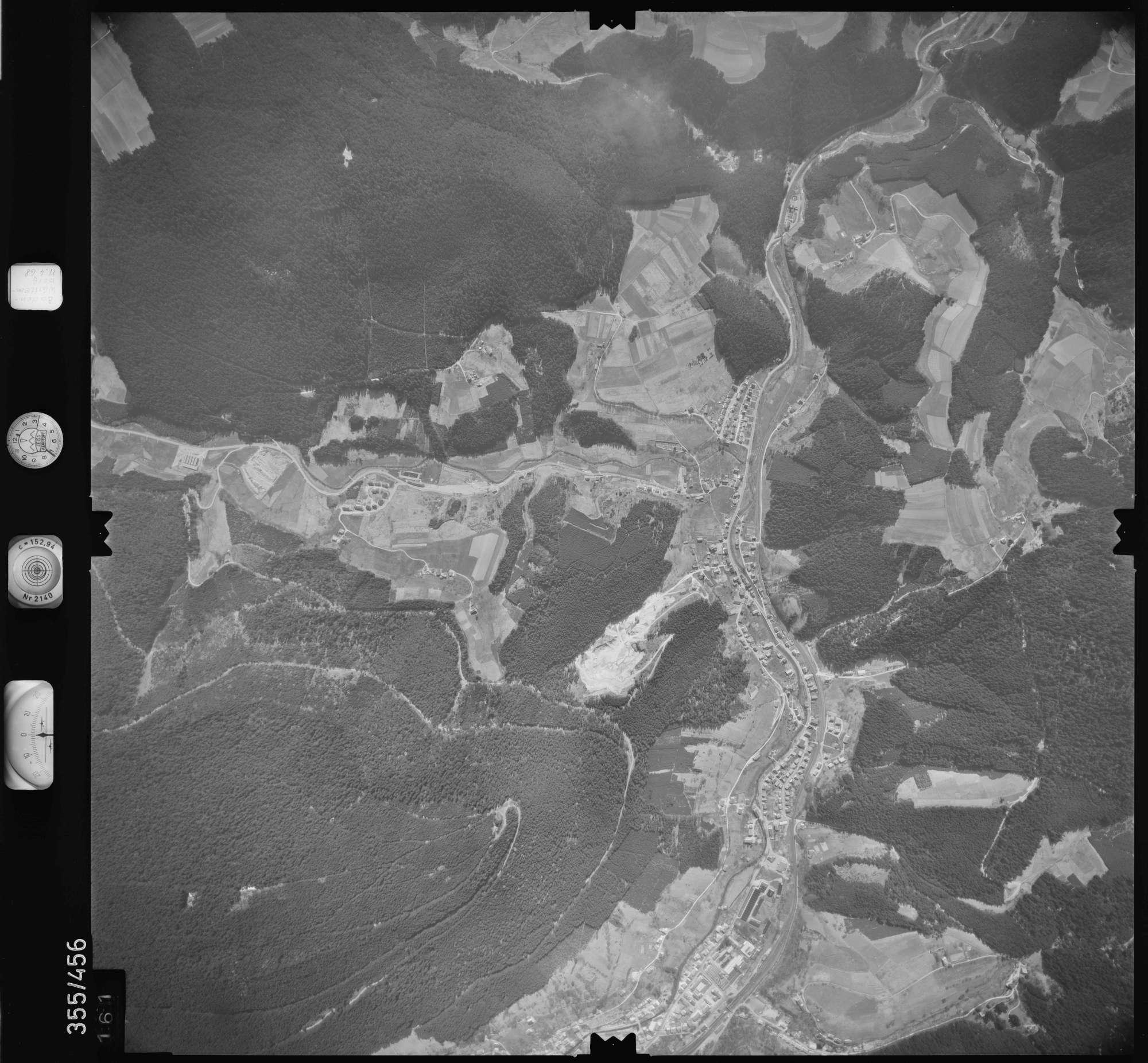 Luftbild: Film 37 Bildnr. 161, Bild 1