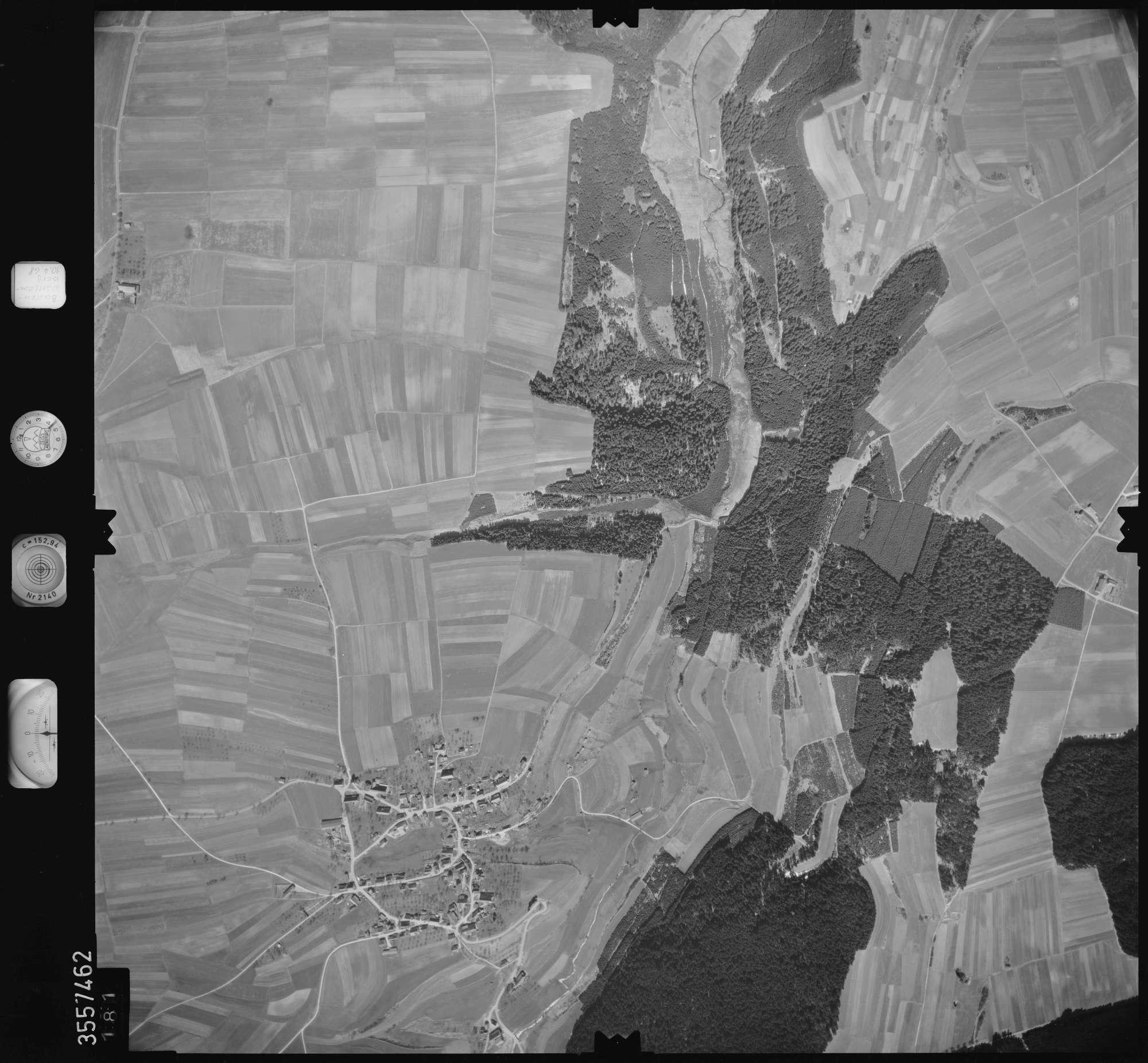 Luftbild: Film 38 Bildnr. 181, Bild 1