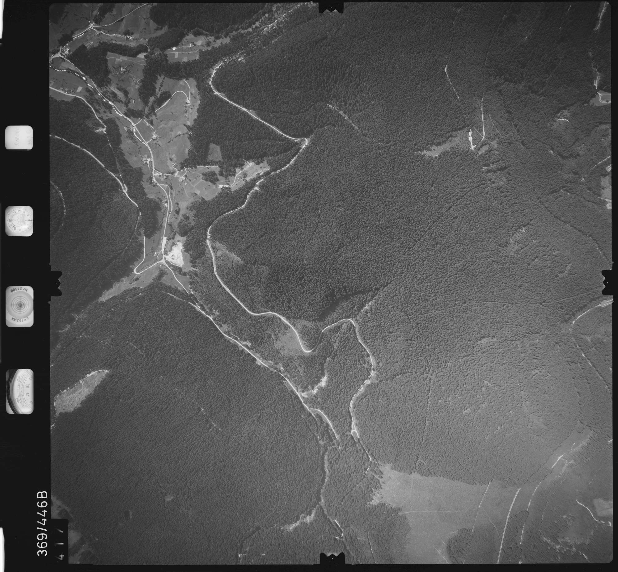 Luftbild: Film 90 Bildnr. 417, Bild 1