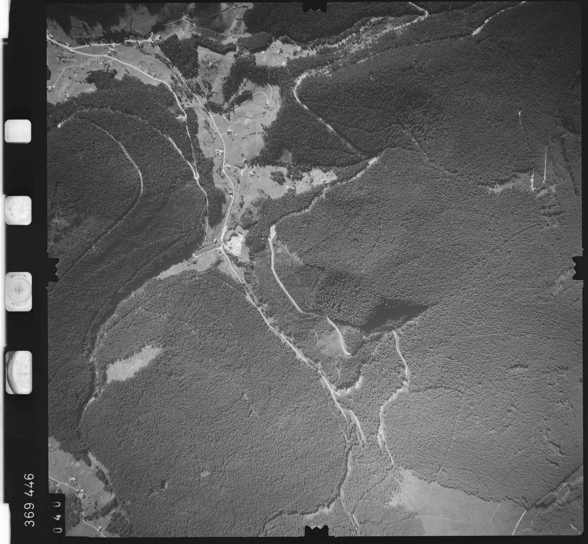 Luftbild: Film 91 Bildnr. 40, Bild 1