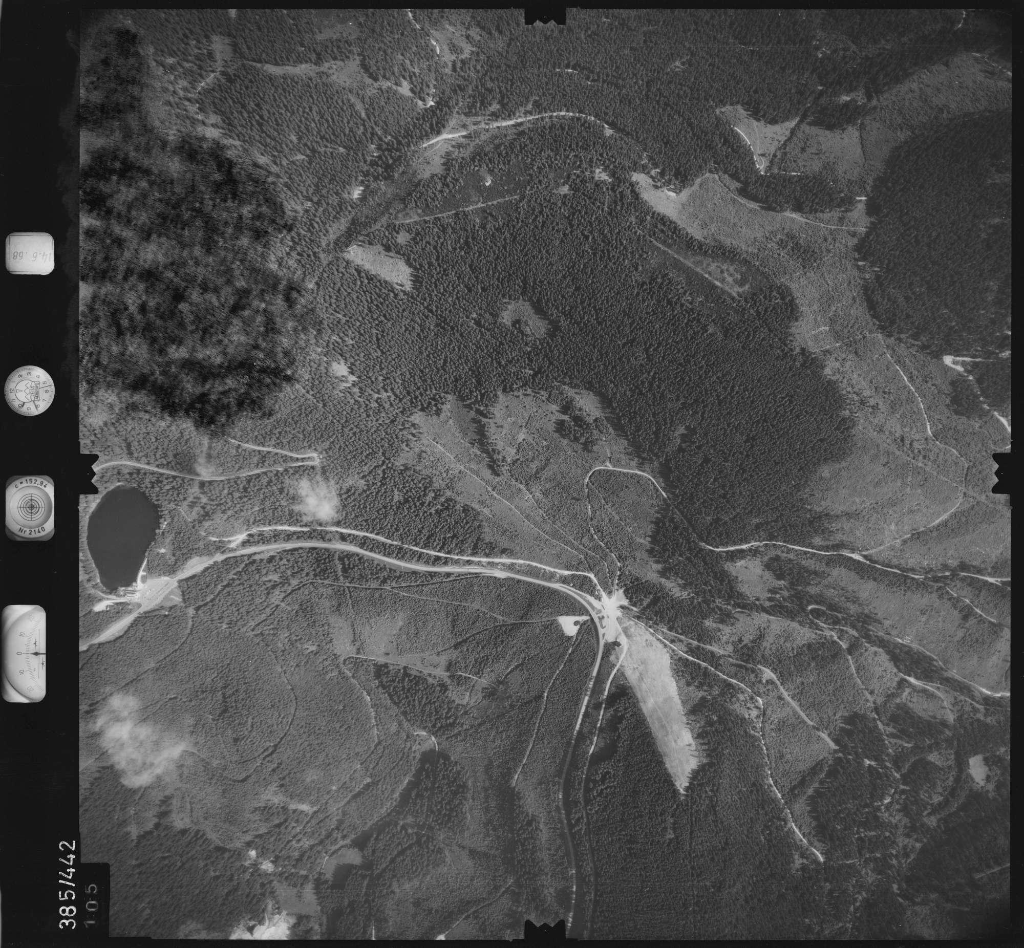 Luftbild: Film 21 Bildnr. 105, Bild 1