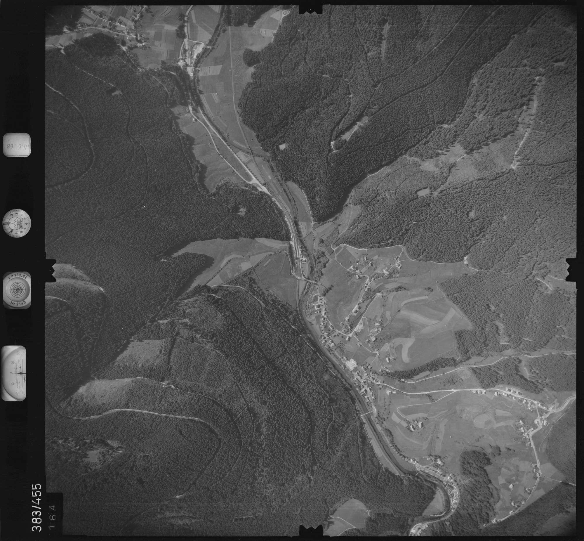 Luftbild: Film 21 Bildnr. 164, Bild 1