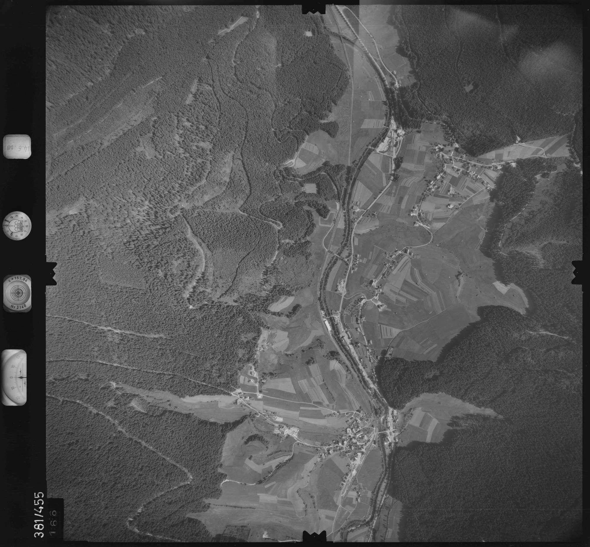 Luftbild: Film 21 Bildnr. 166, Bild 1