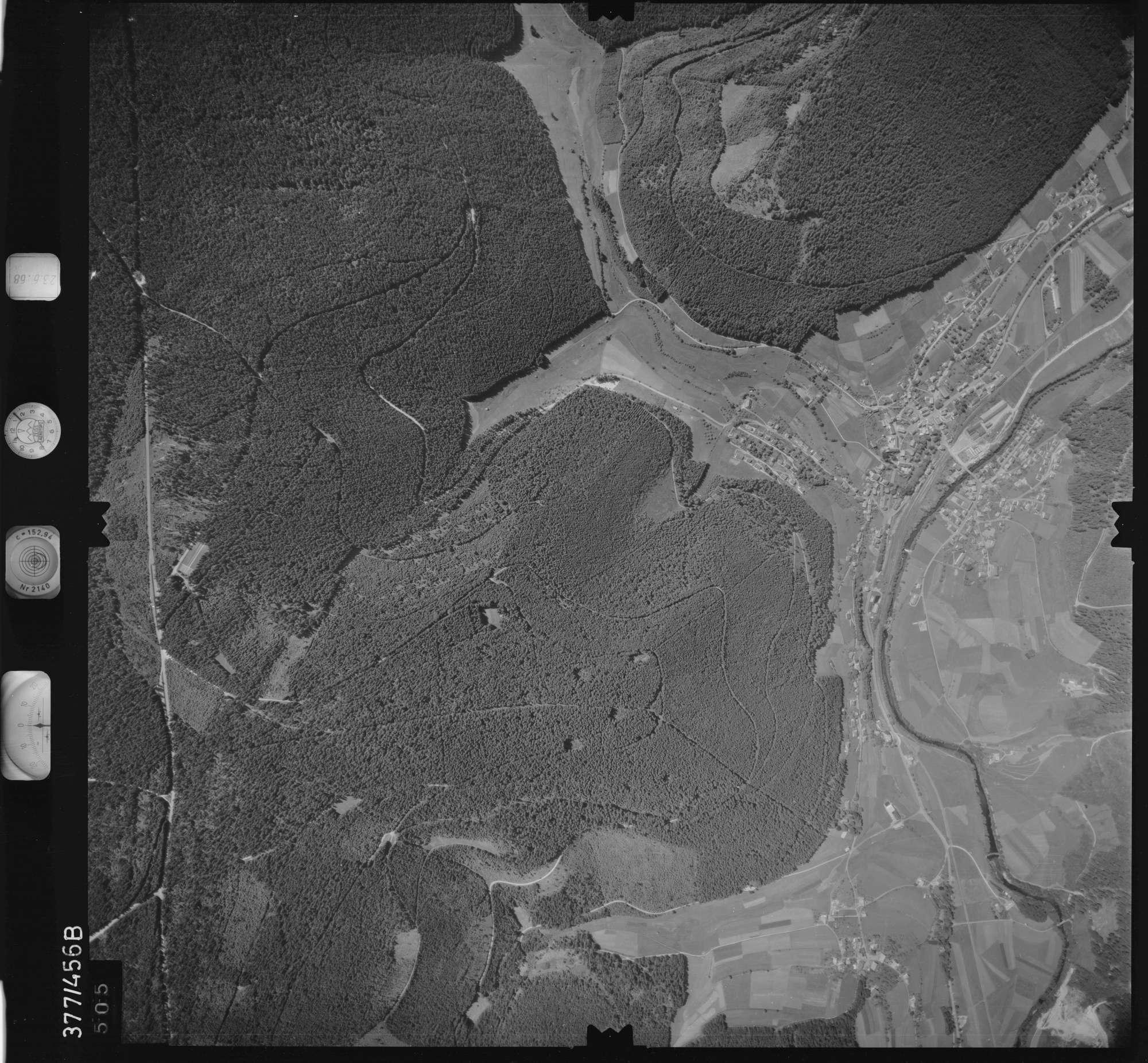 Luftbild: Film 29 Bildnr. 505, Bild 1