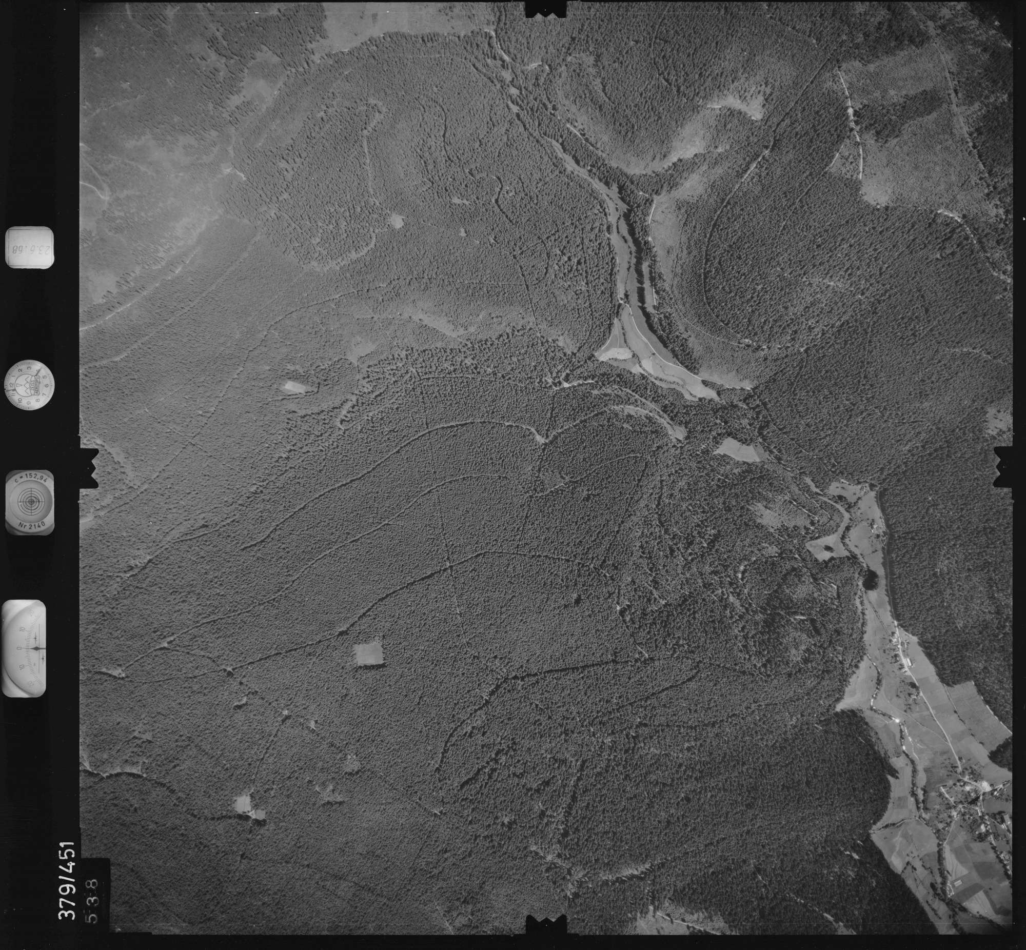 Luftbild: Film 29 Bildnr. 538, Bild 1